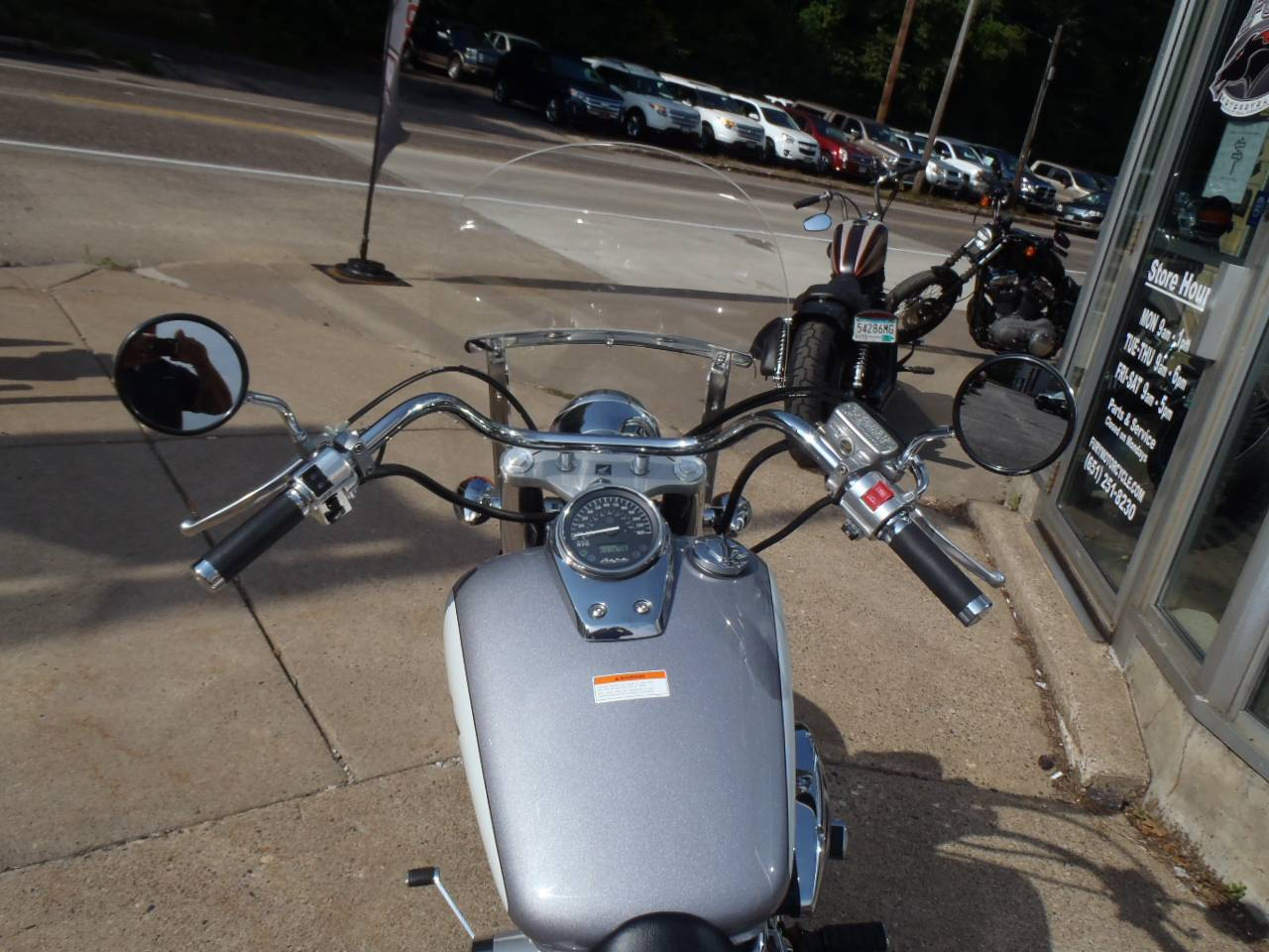 2007 Honda Shadow Aero® in South Saint Paul, Minnesota - Photo 18
