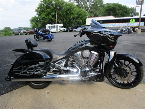 2013 Victory Cross Country® in South Saint Paul, Minnesota