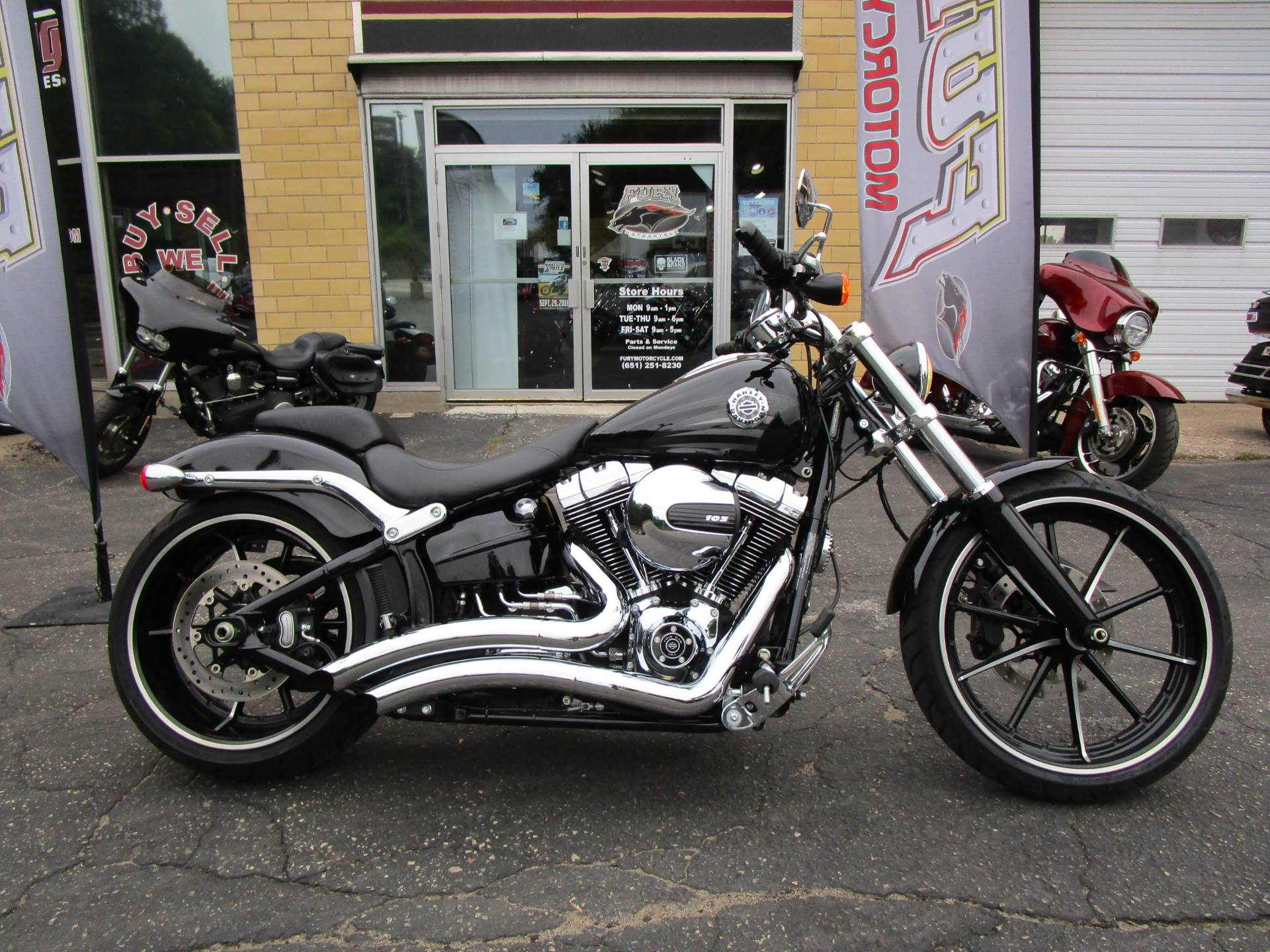 2016 Harley-Davidson Breakout for sale 26279