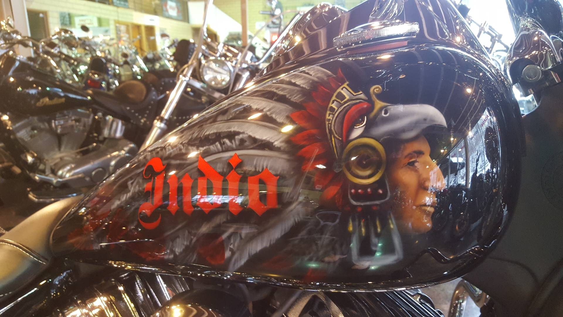 2017 Indian Springfield™ in South Saint Paul, Minnesota