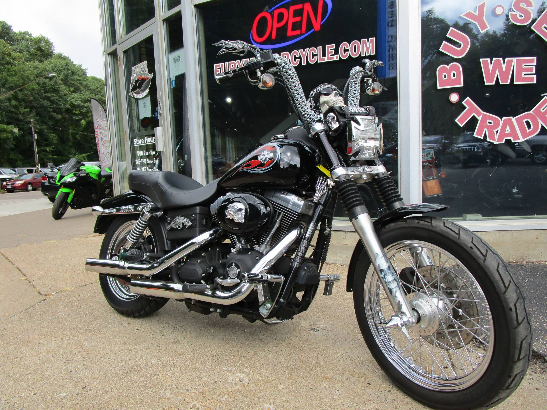 2007 Harley-Davidson Dyna® Street Bob® in South Saint Paul, Minnesota - Photo 1