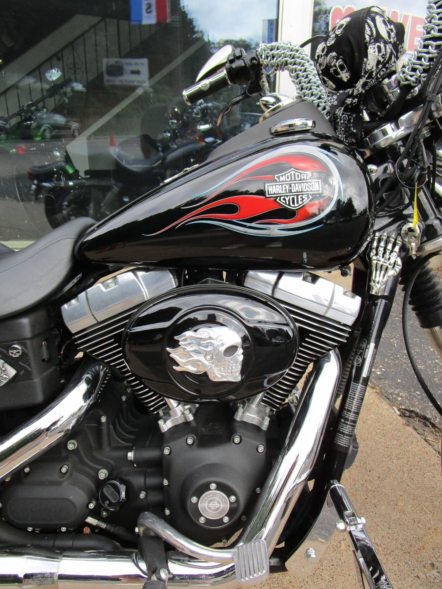 2007 Harley-Davidson Dyna® Street Bob® in South Saint Paul, Minnesota - Photo 7