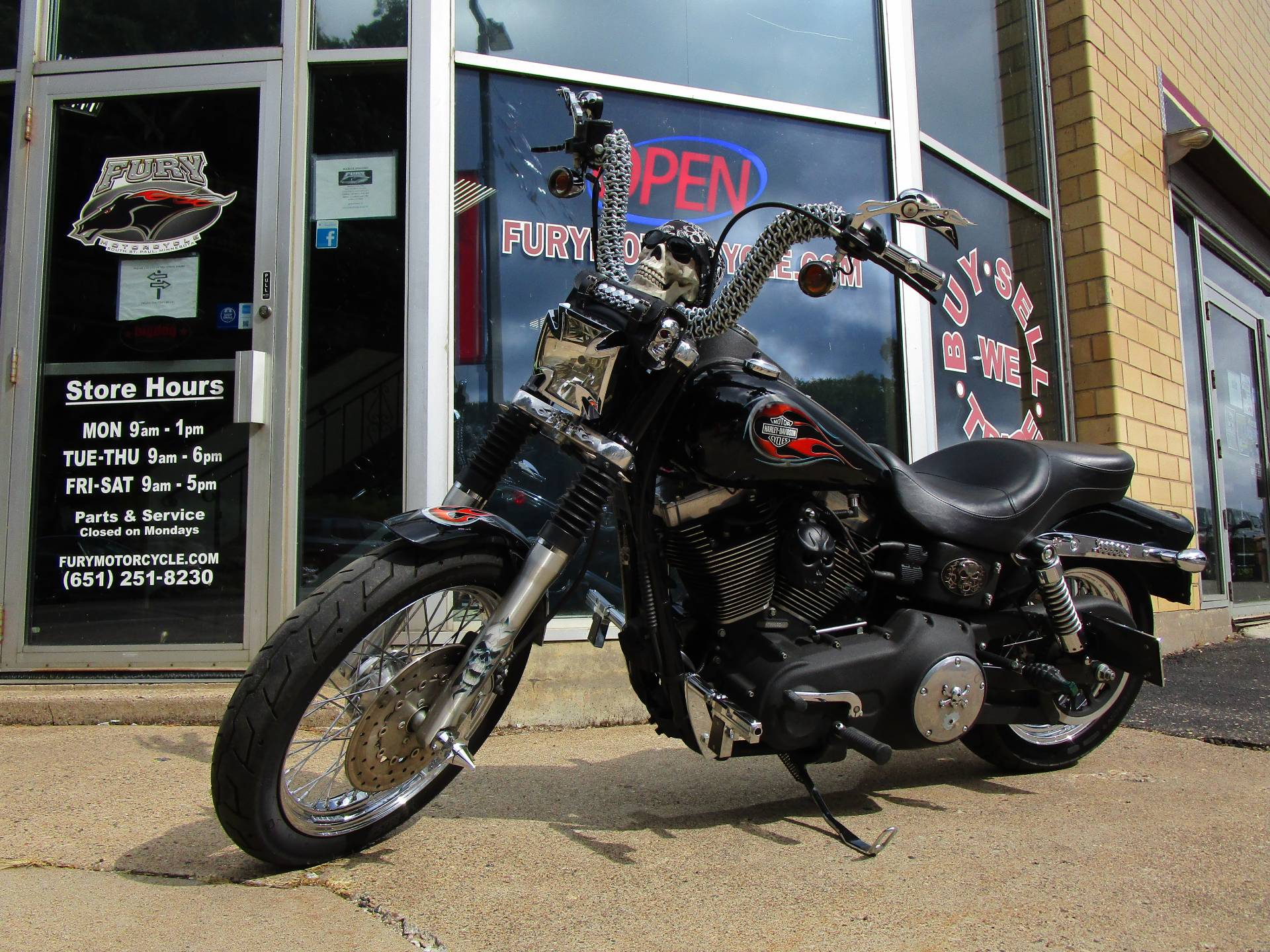 2007 Harley-Davidson Dyna® Street Bob® in South Saint Paul, Minnesota - Photo 14