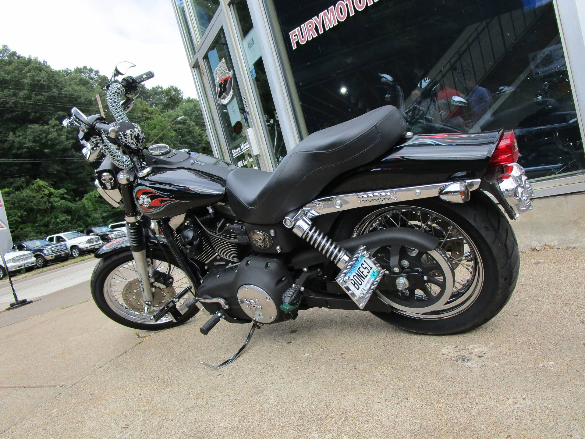 2007 Harley-Davidson Dyna® Street Bob® in South Saint Paul, Minnesota - Photo 16