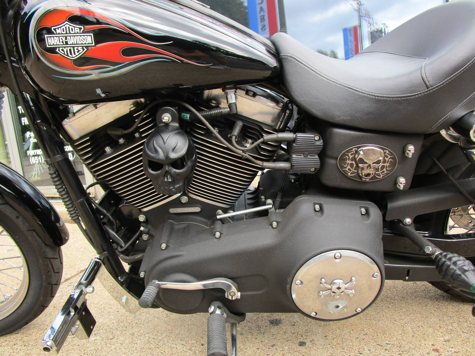 2007 Harley-Davidson Dyna® Street Bob® in South Saint Paul, Minnesota - Photo 18