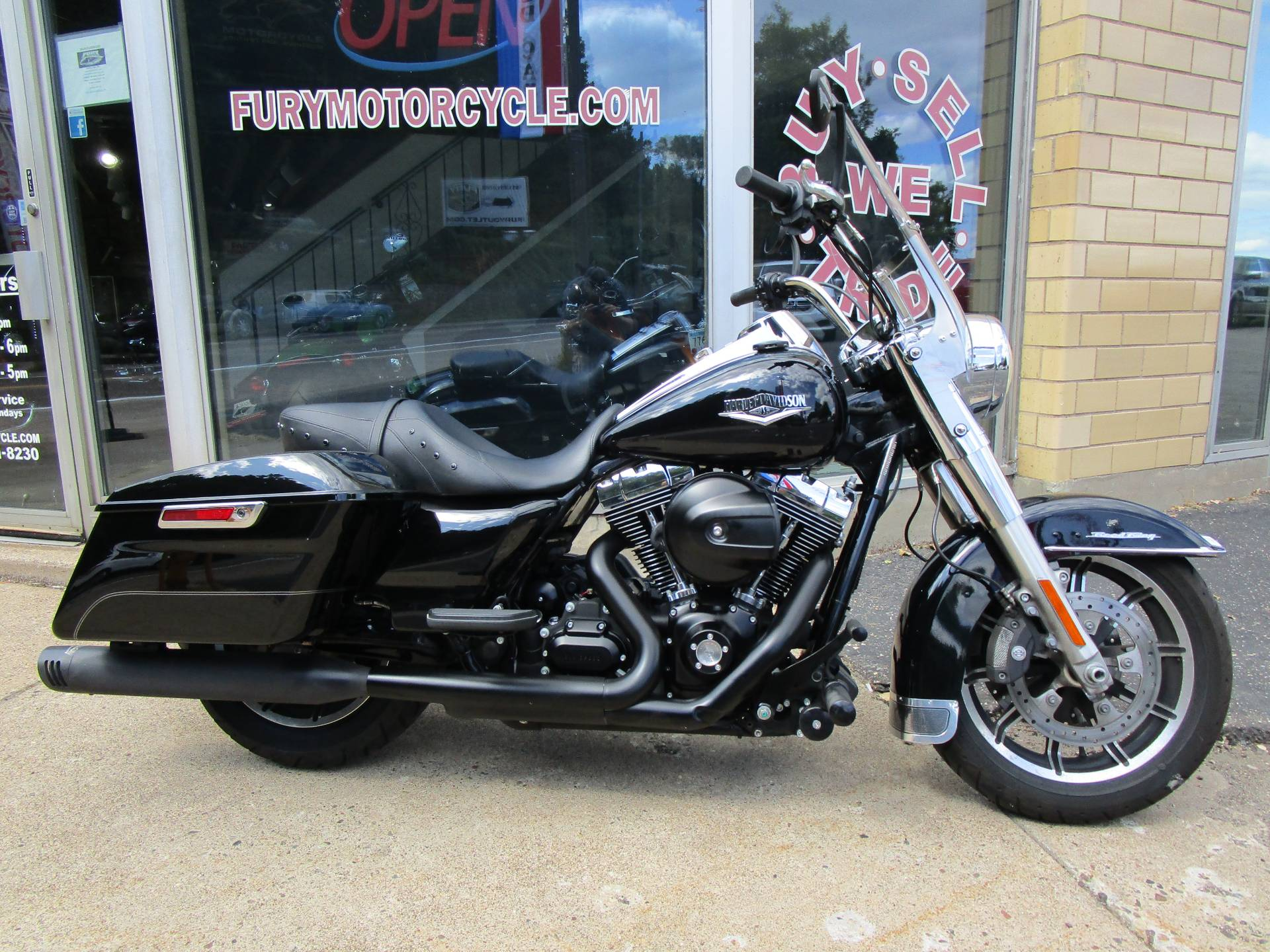 2015 Harley-Davidson Road King® in South Saint Paul, Minnesota - Photo 1