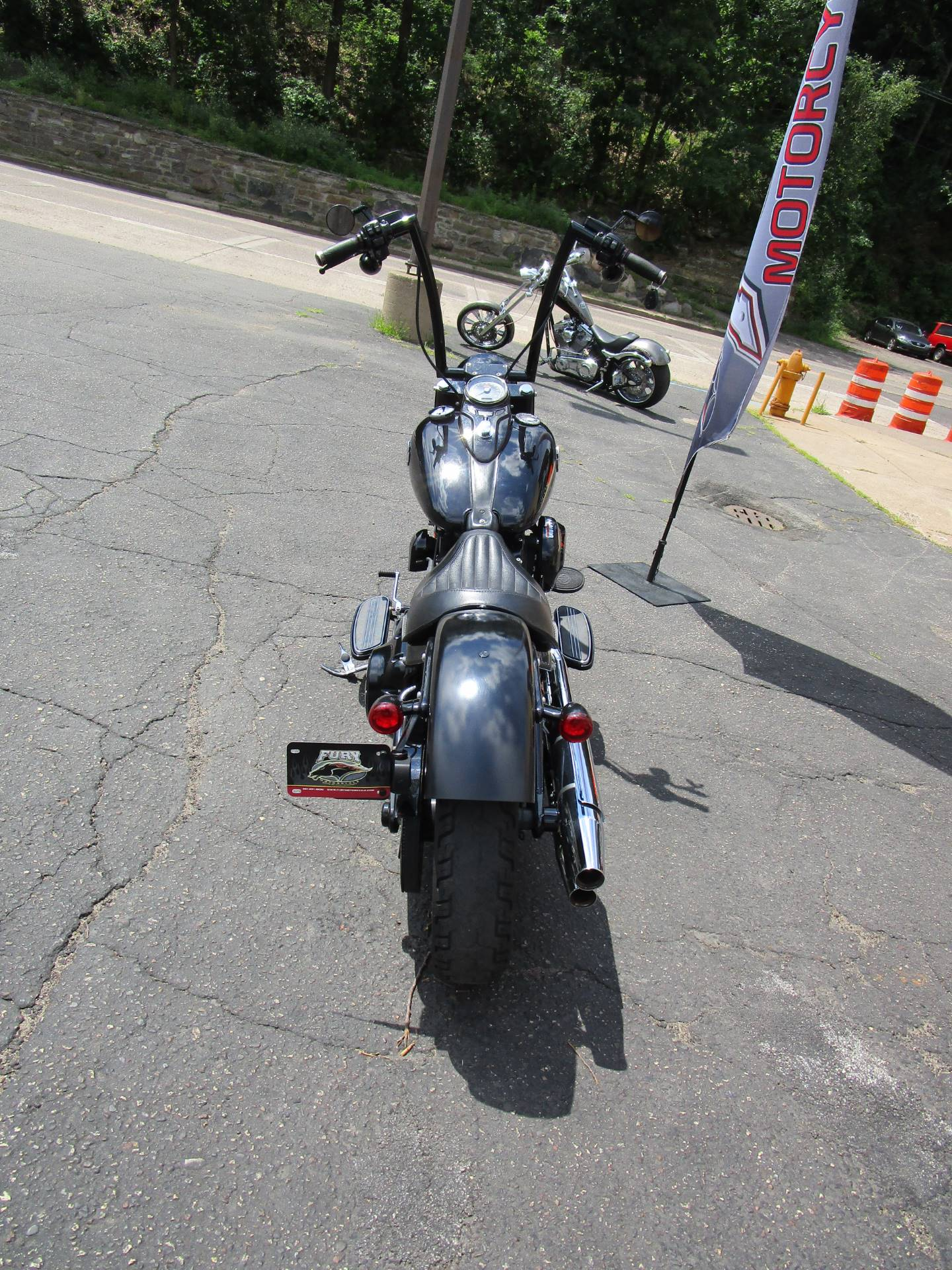 2016 Harley-Davidson Softail Slim® S in South Saint Paul, Minnesota