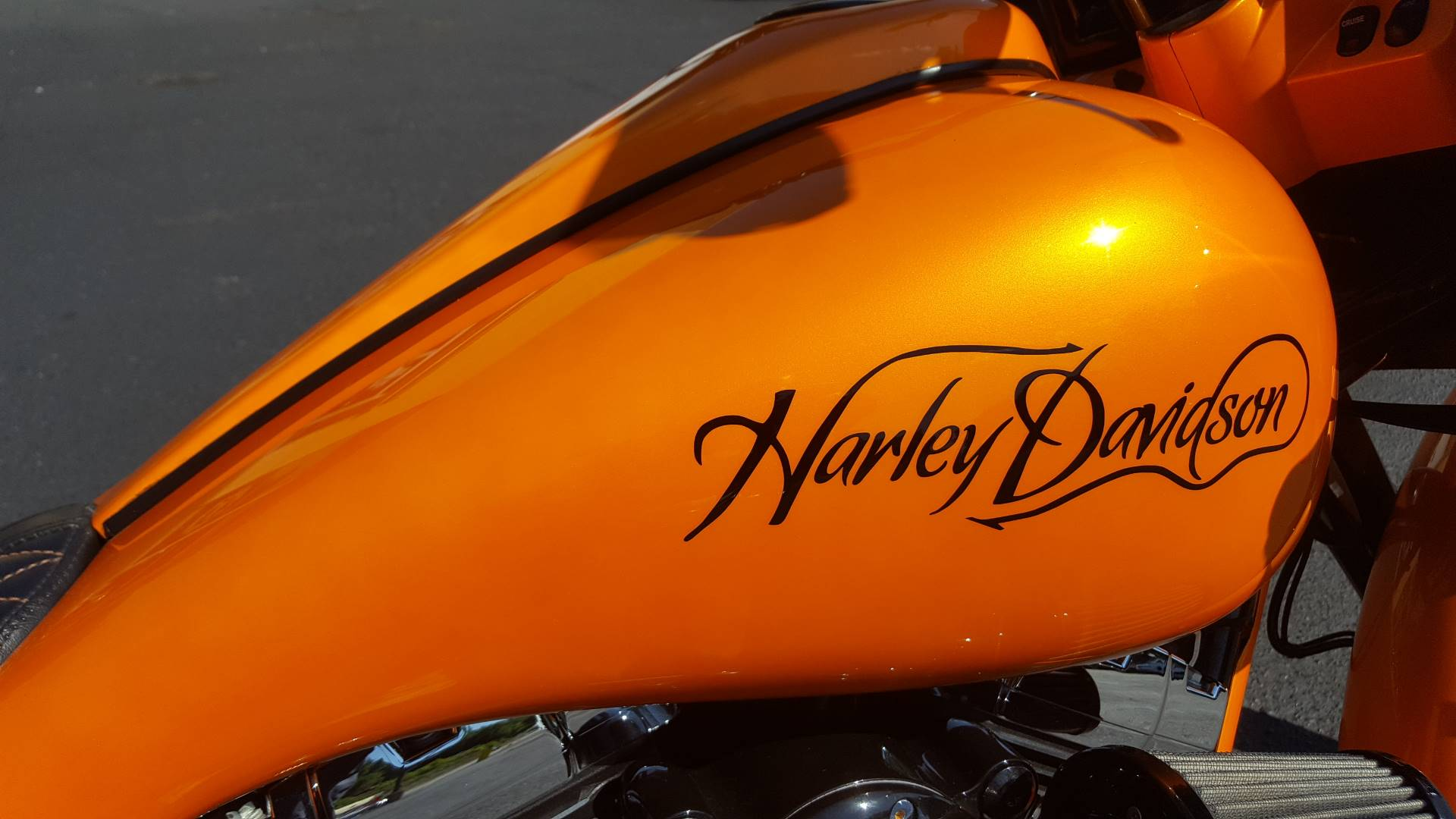 2011 Harley-Davidson Road Glide® Custom in South Saint Paul, Minnesota