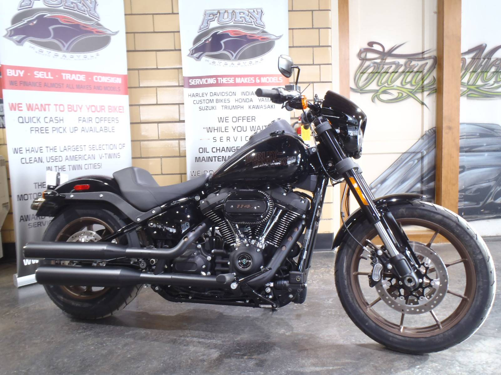 2020 Harley-Davidson Low Rider®S in South Saint Paul, Minnesota - Photo 1
