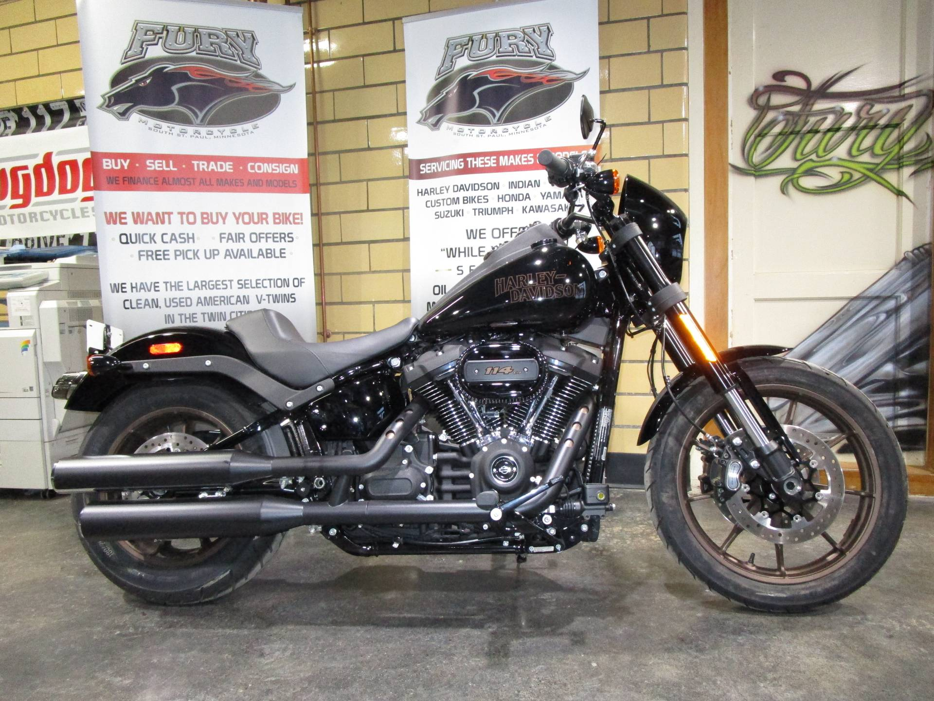 2020 Harley-Davidson Low Rider®S in South Saint Paul, Minnesota - Photo 4