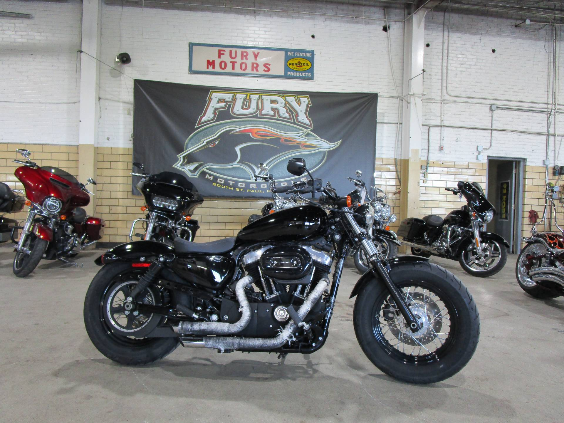 2013 Harley-Davidson Sportster® Forty-Eight® in South Saint Paul, Minnesota - Photo 1