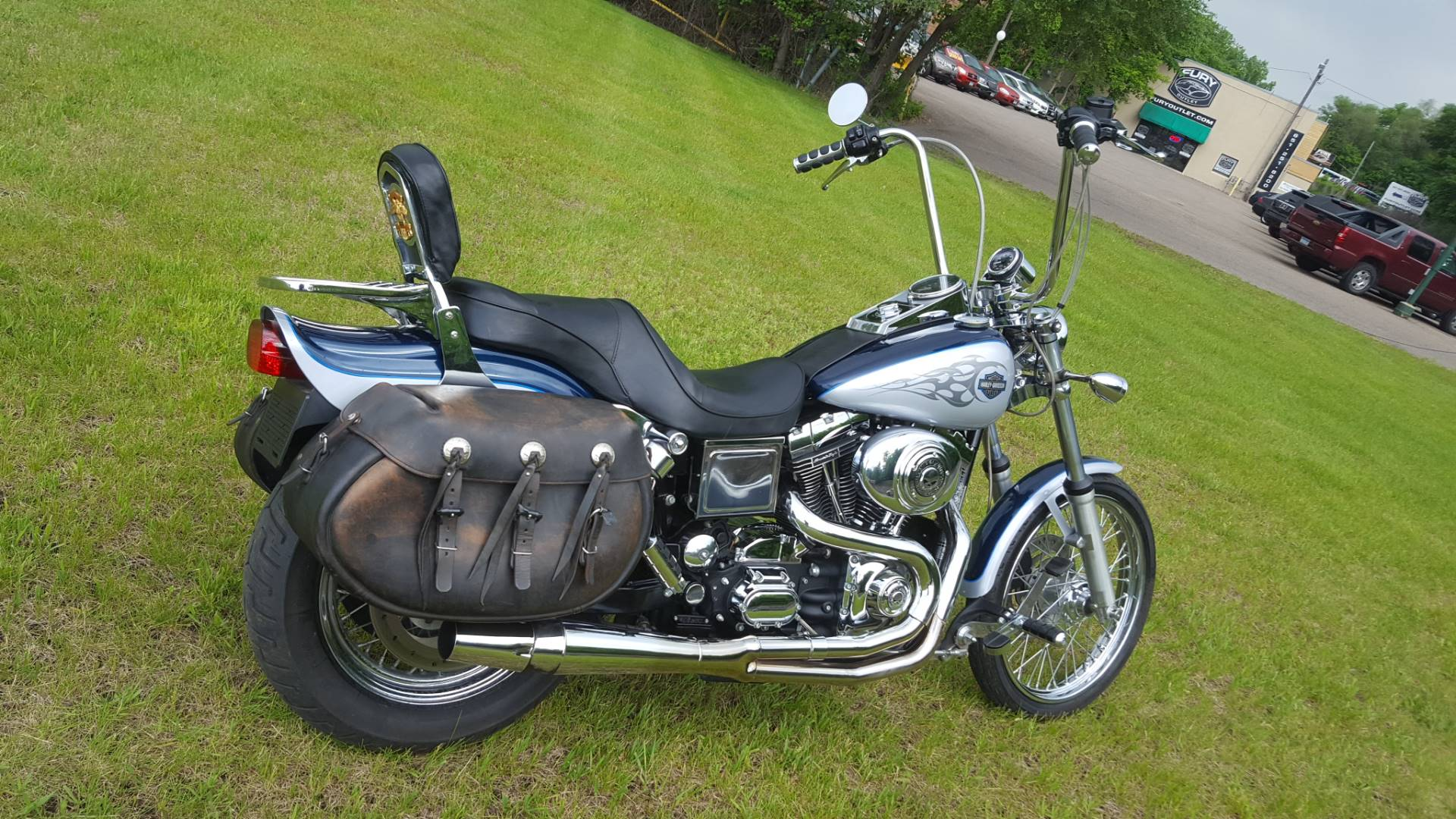 2002 Harley-Davidson FXDWG Dyna Wide Glide® in South Saint Paul, Minnesota