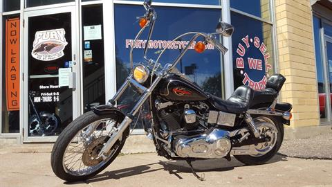 1996 Harley-Davidson Wide Glide FXDWG in South Saint Paul, Minnesota