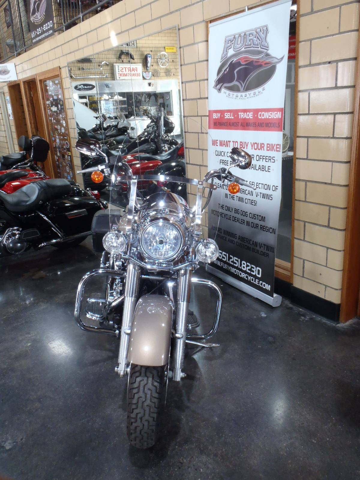 2005 Harley-Davidson FLHRS/FLHRSI Road King® Custom in South Saint Paul, Minnesota - Photo 5