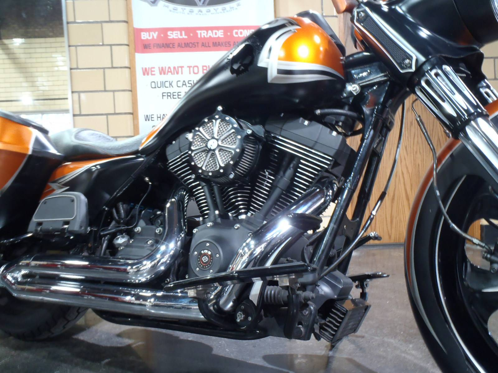 2007 Harley-Davidson Road King® Police in South Saint Paul, Minnesota - Photo 3