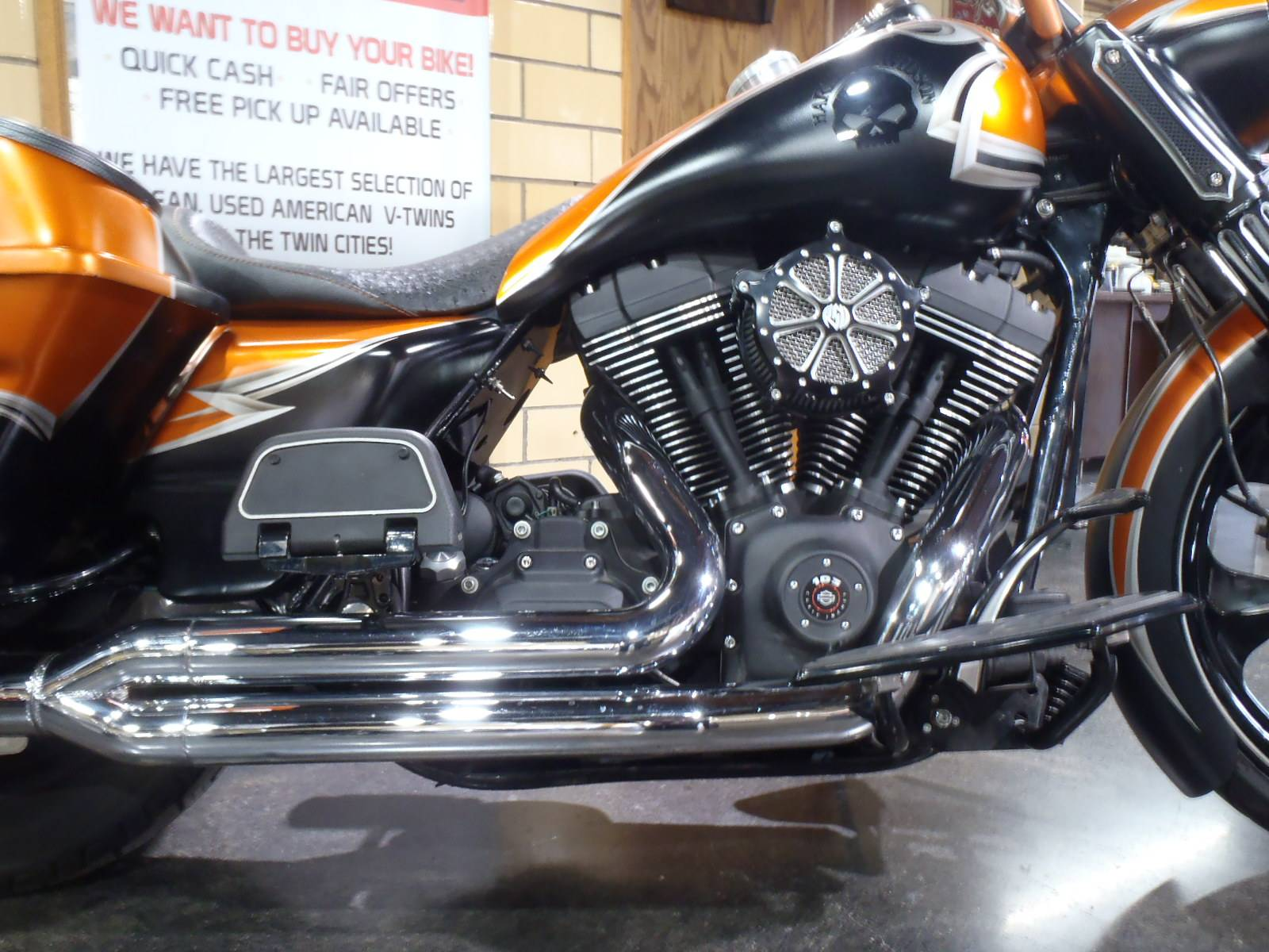 2007 Harley-Davidson Road King® Police in South Saint Paul, Minnesota - Photo 4