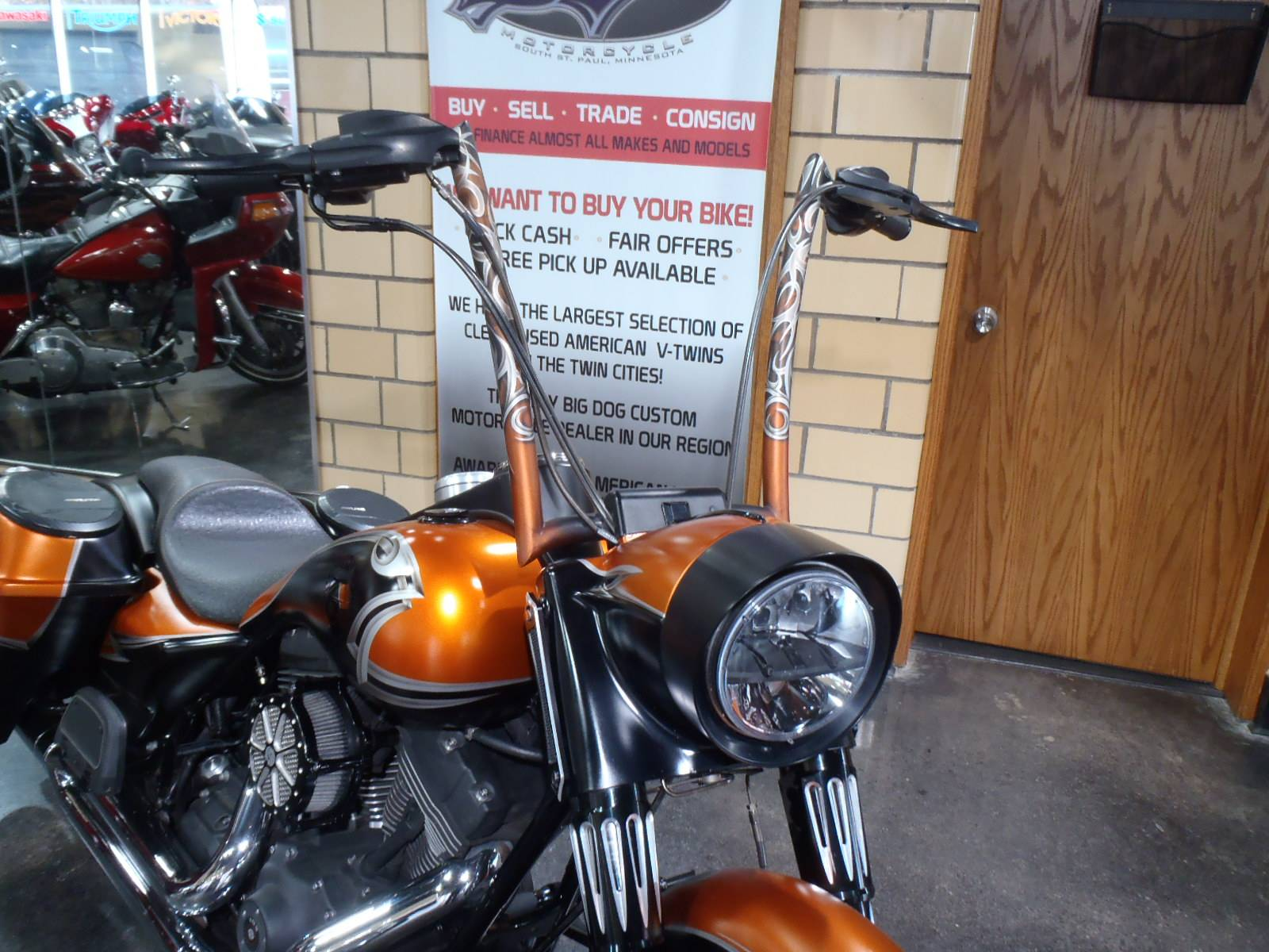 2007 Harley-Davidson Road King® Police in South Saint Paul, Minnesota - Photo 8