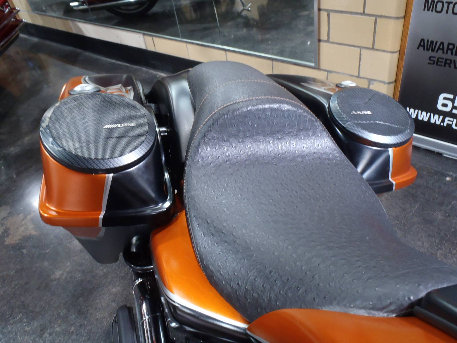 2007 Harley-Davidson Road King® Police in South Saint Paul, Minnesota - Photo 20