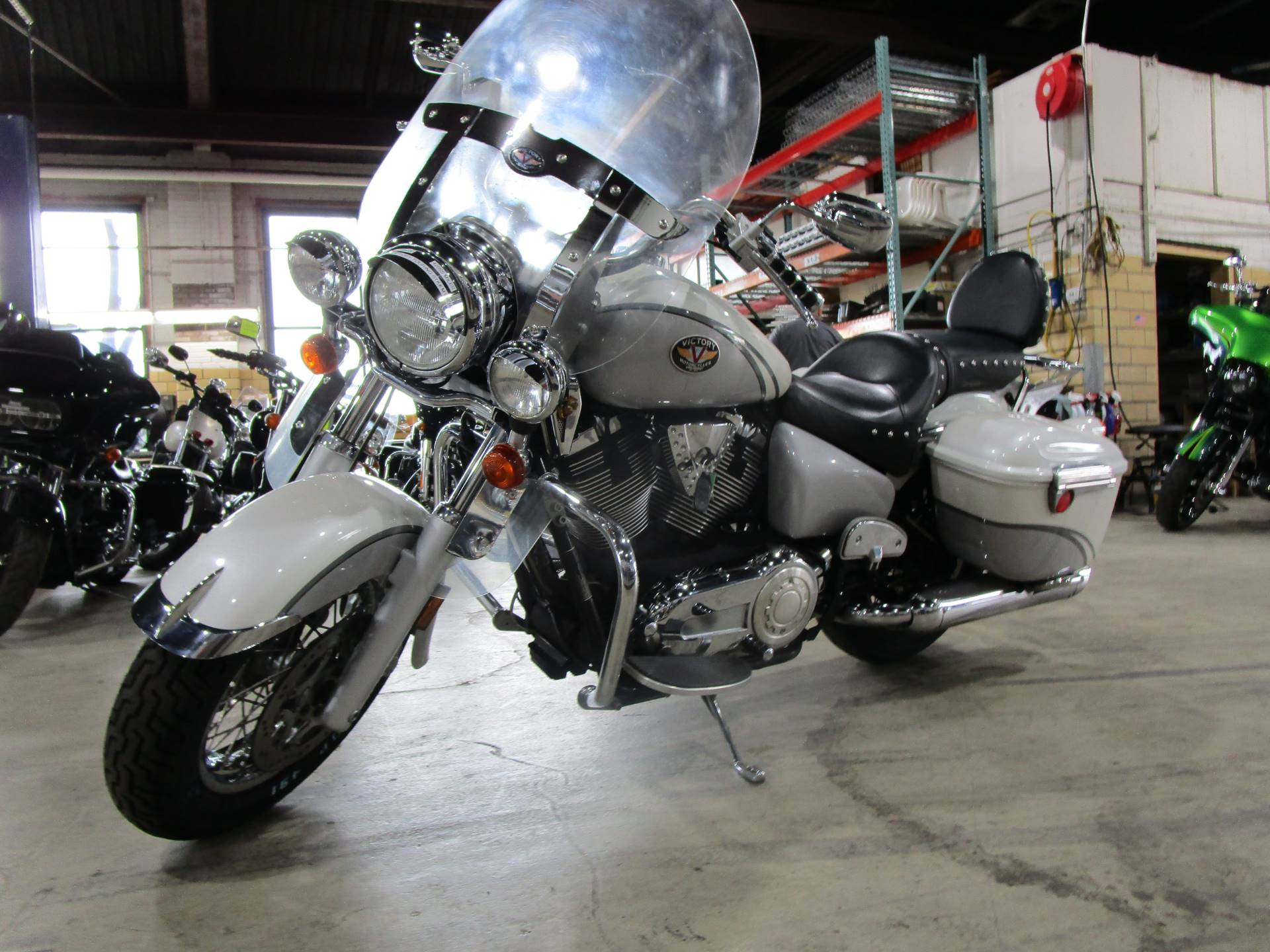 2005 Victory Touring Cruiser in South Saint Paul, Minnesota