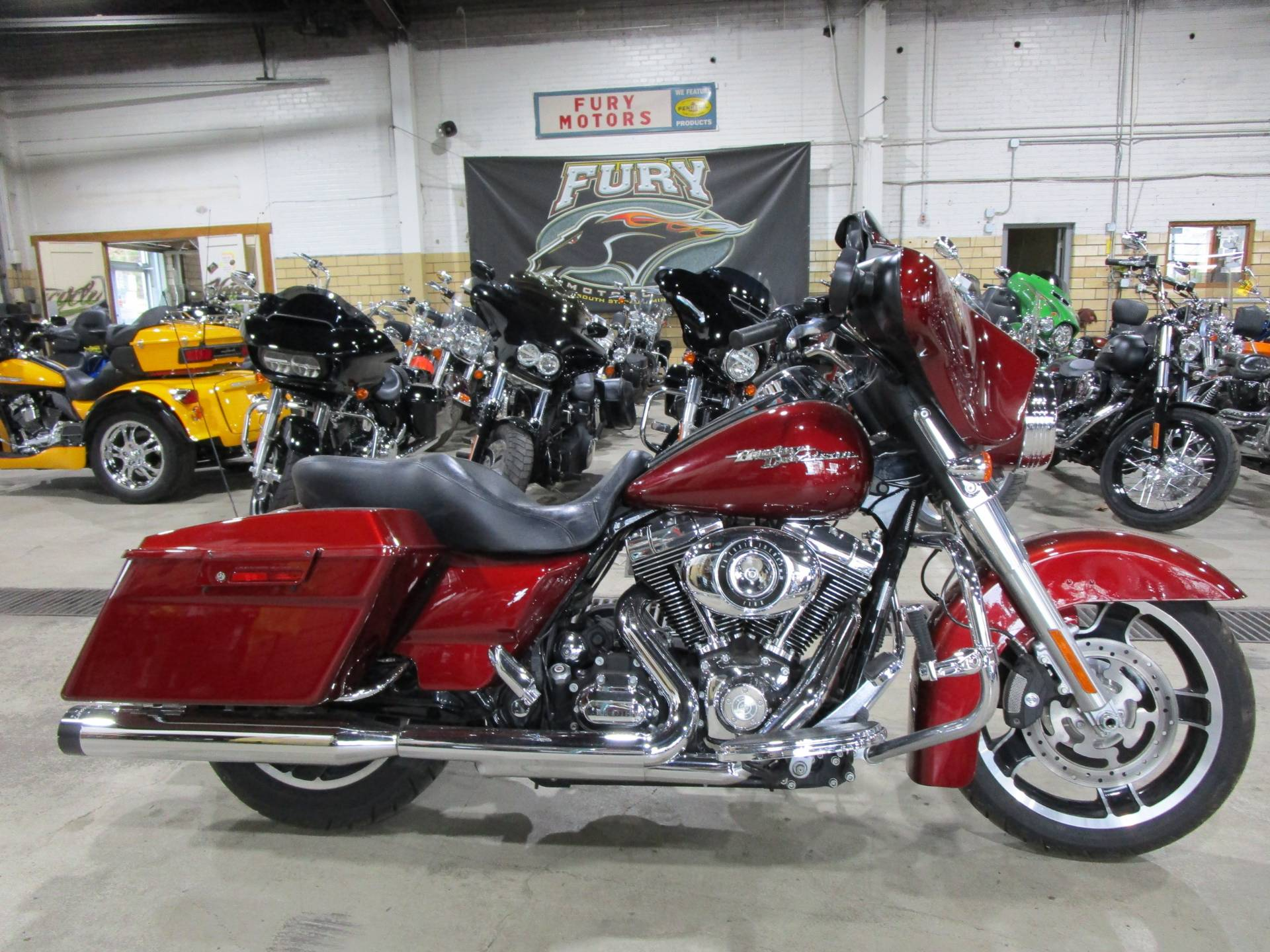 2010 Harley-Davidson Street Glide® in South Saint Paul, Minnesota