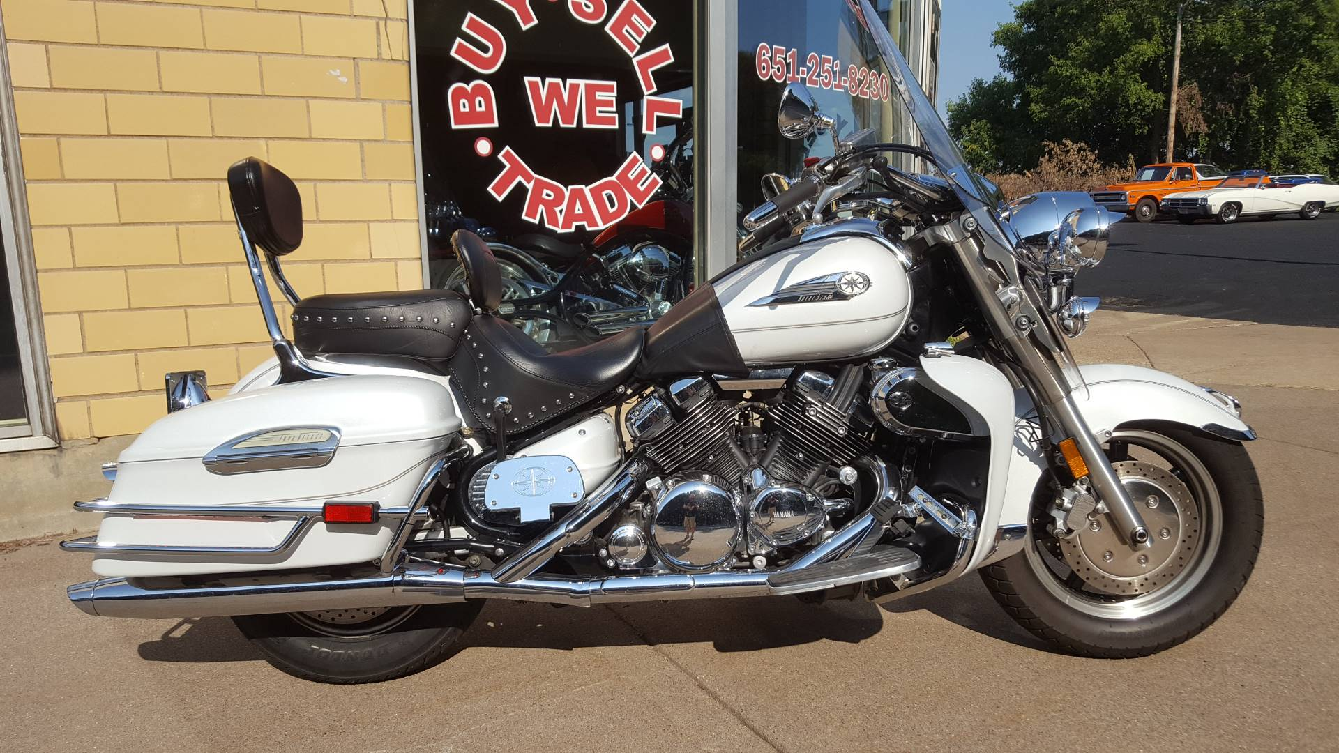 2006 Yamaha Royal Star® Tour Deluxe in South Saint Paul, Minnesota