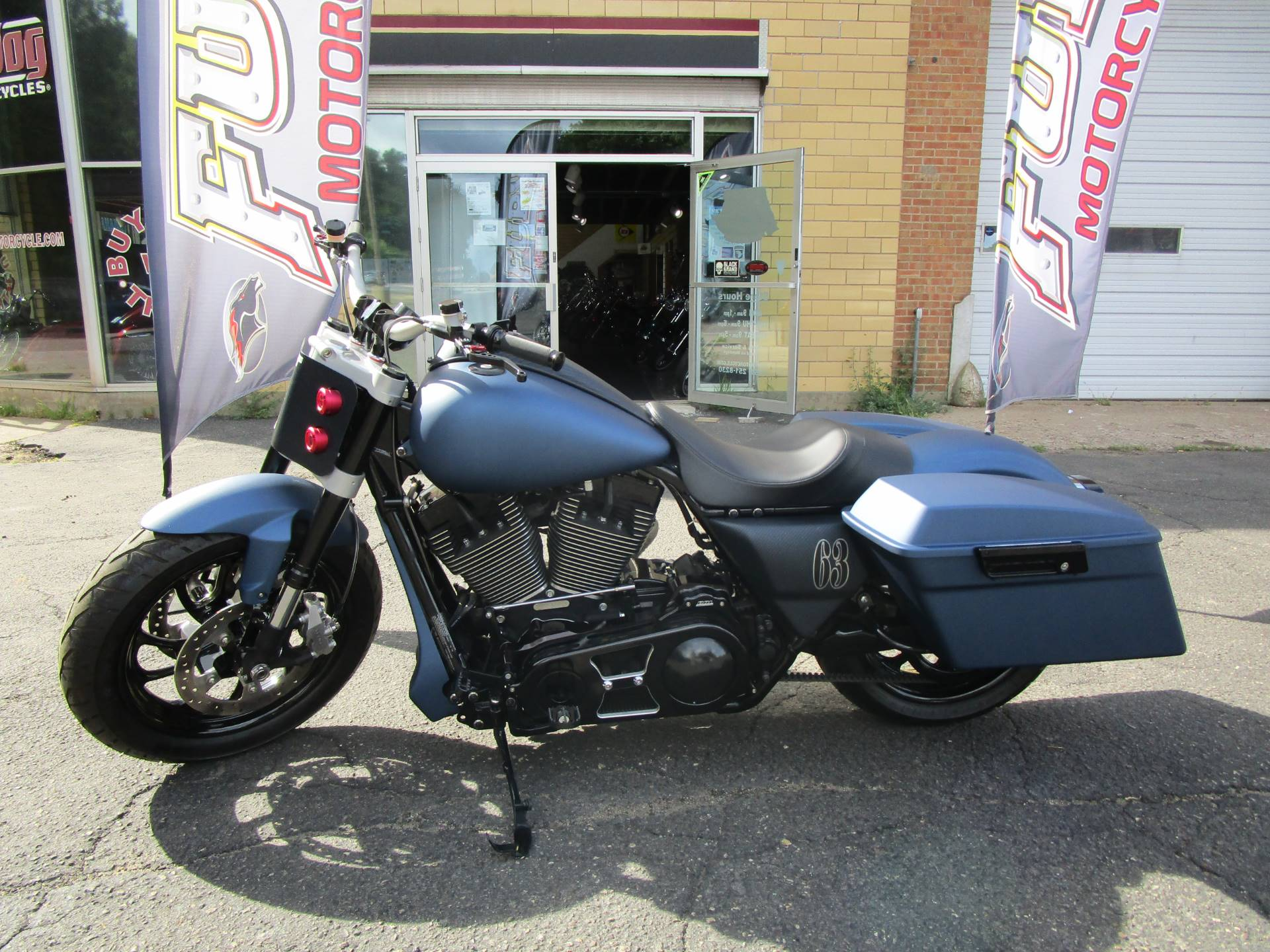 2012 Harley-Davidson Road King® in South Saint Paul, Minnesota - Photo 19