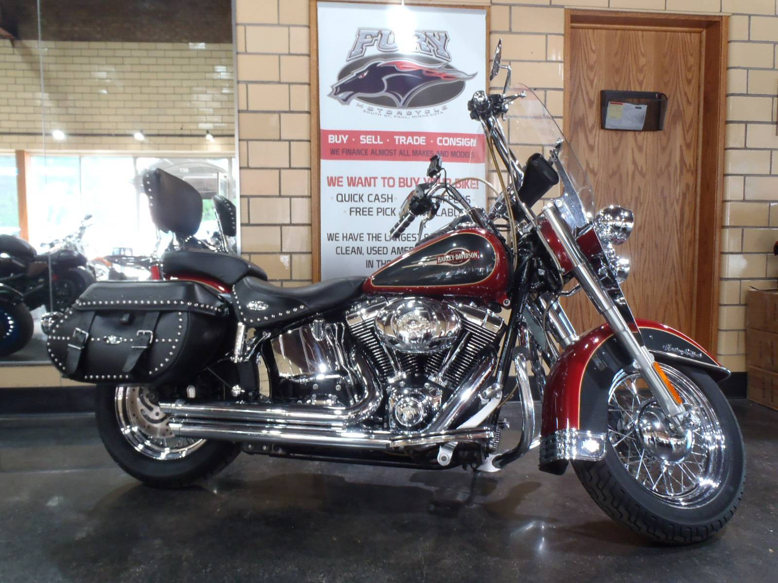 2007 Harley-Davidson Heritage Softail® Classic in South Saint Paul, Minnesota - Photo 1