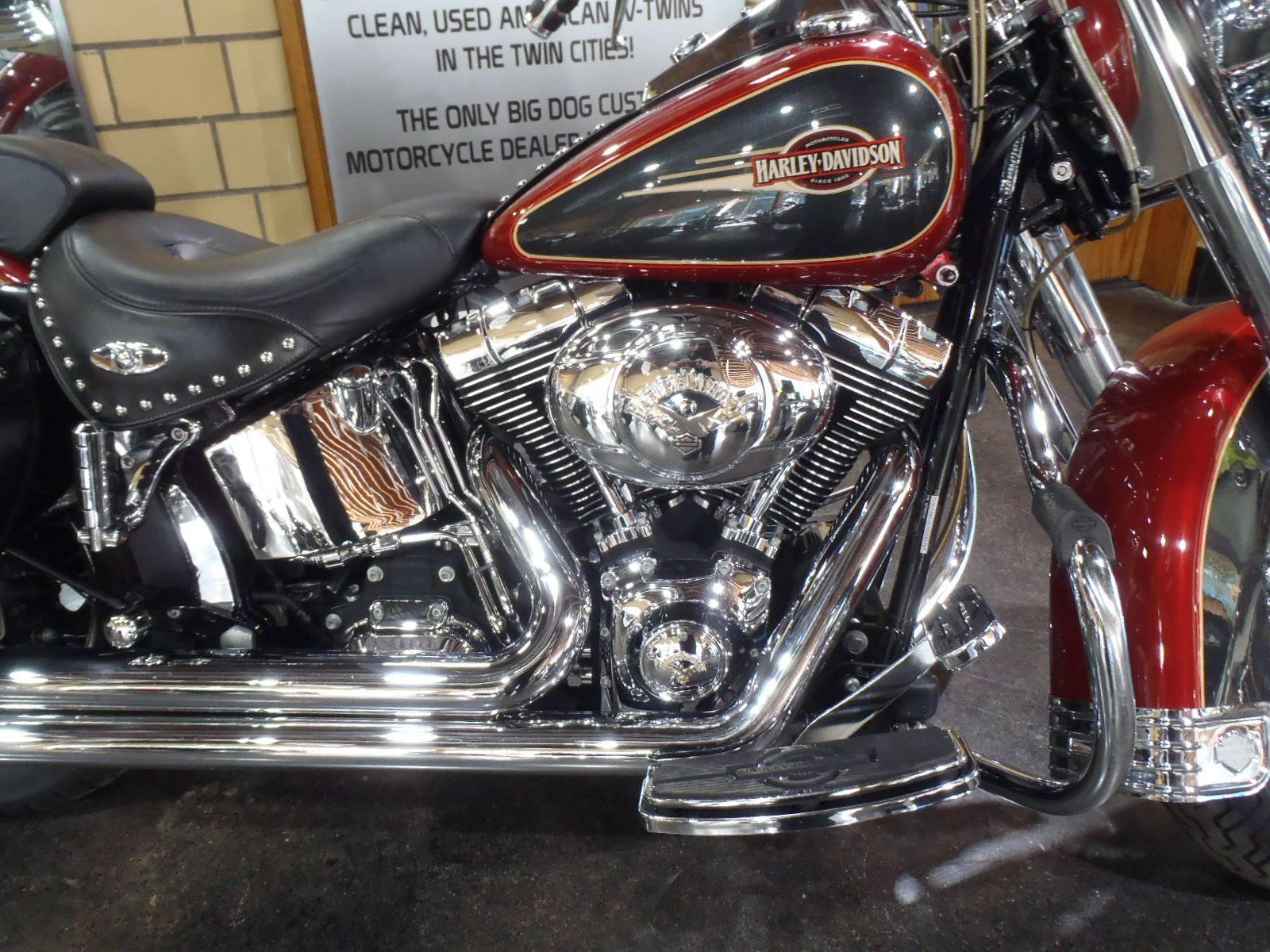 2007 Harley-Davidson Heritage Softail® Classic in South Saint Paul, Minnesota - Photo 13