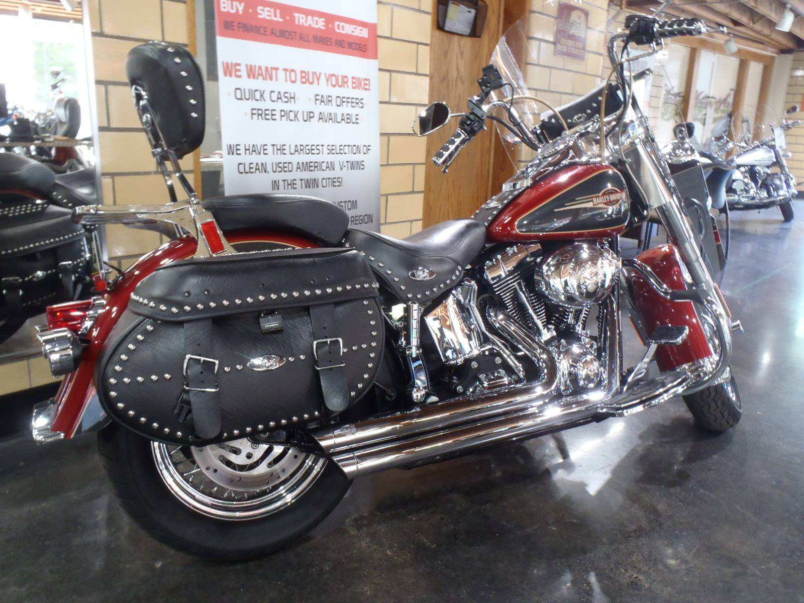 2007 Harley-Davidson Heritage Softail® Classic in South Saint Paul, Minnesota - Photo 14