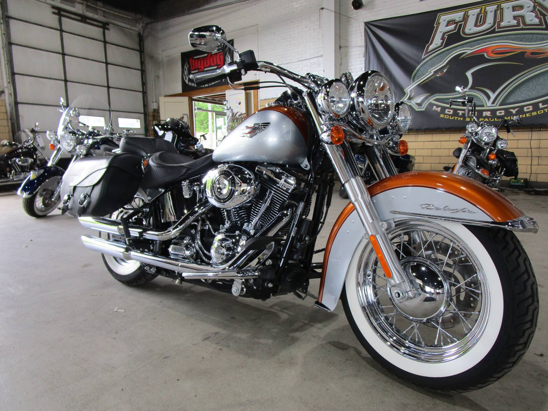 2014 Harley-Davidson Softail® Deluxe in South Saint Paul, Minnesota - Photo 2
