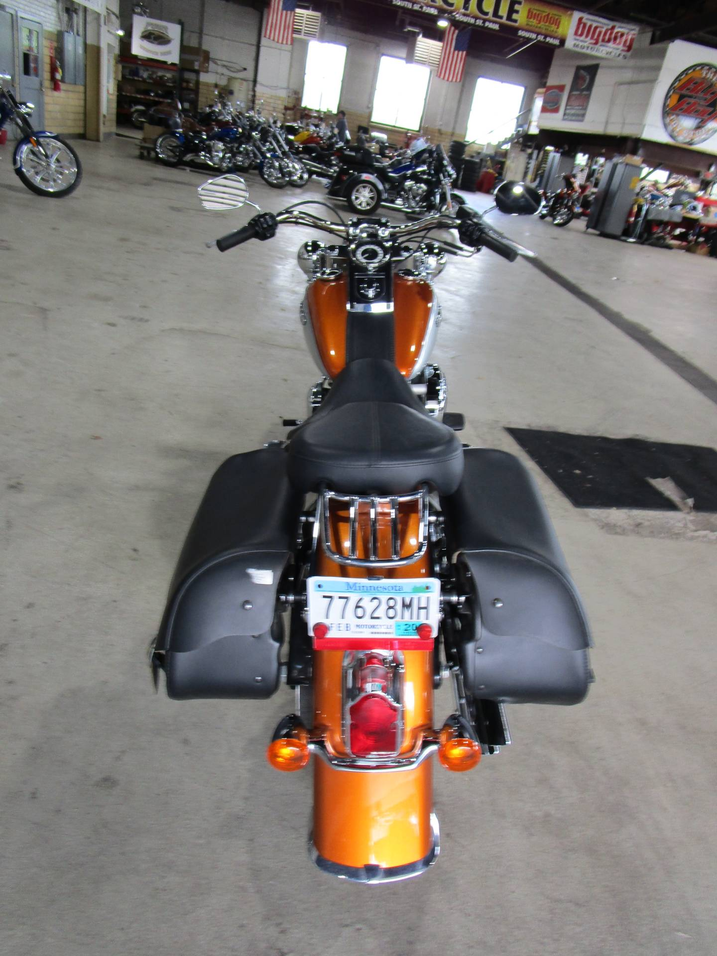2014 Harley-Davidson Softail® Deluxe in South Saint Paul, Minnesota - Photo 4