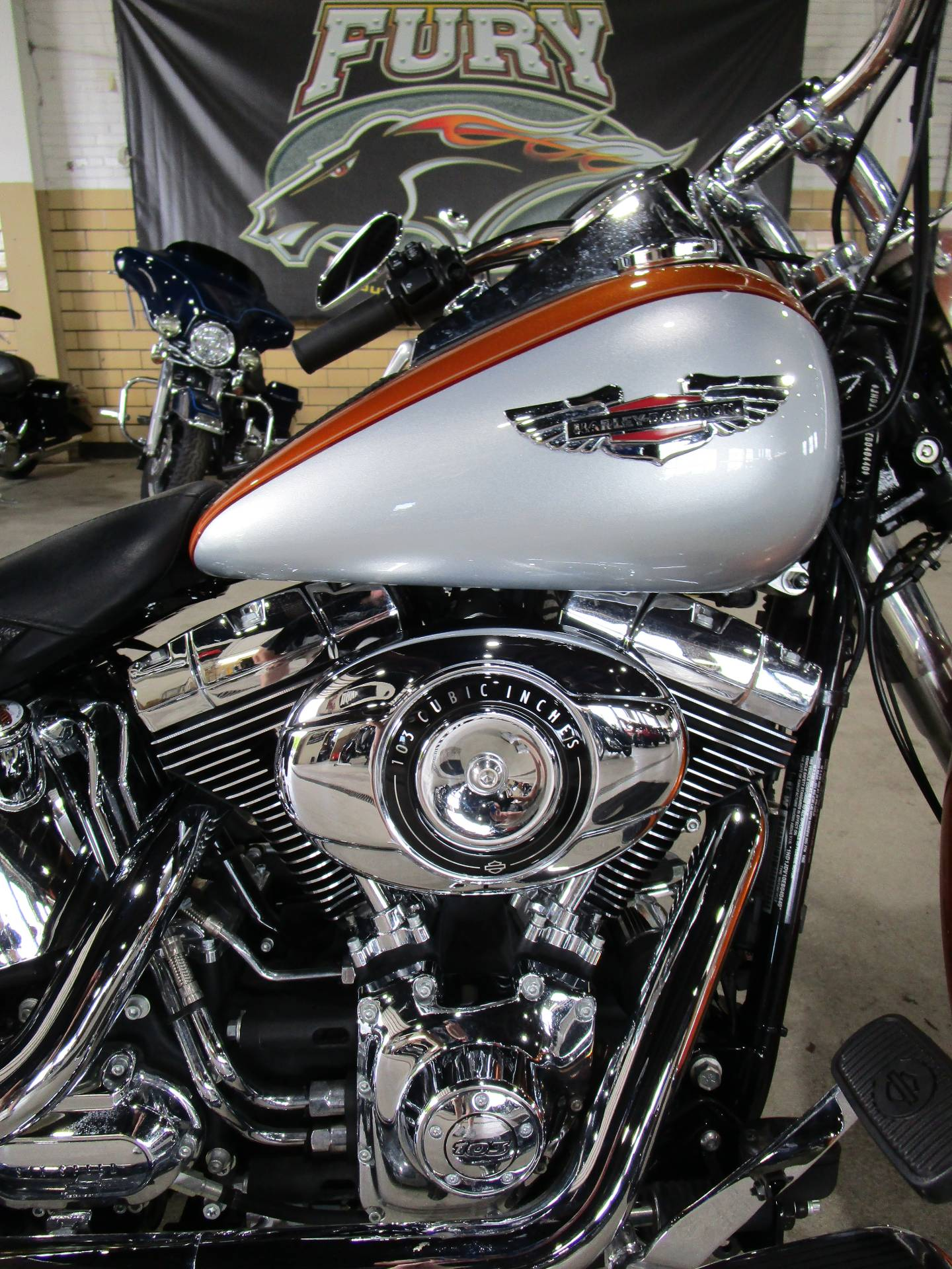 2014 Harley-Davidson Softail® Deluxe in South Saint Paul, Minnesota - Photo 5