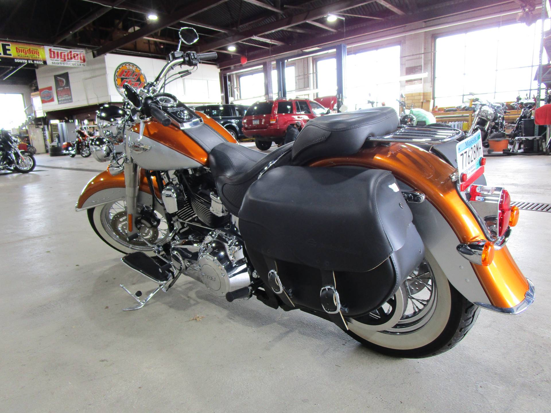 2014 Harley-Davidson Softail® Deluxe in South Saint Paul, Minnesota - Photo 8