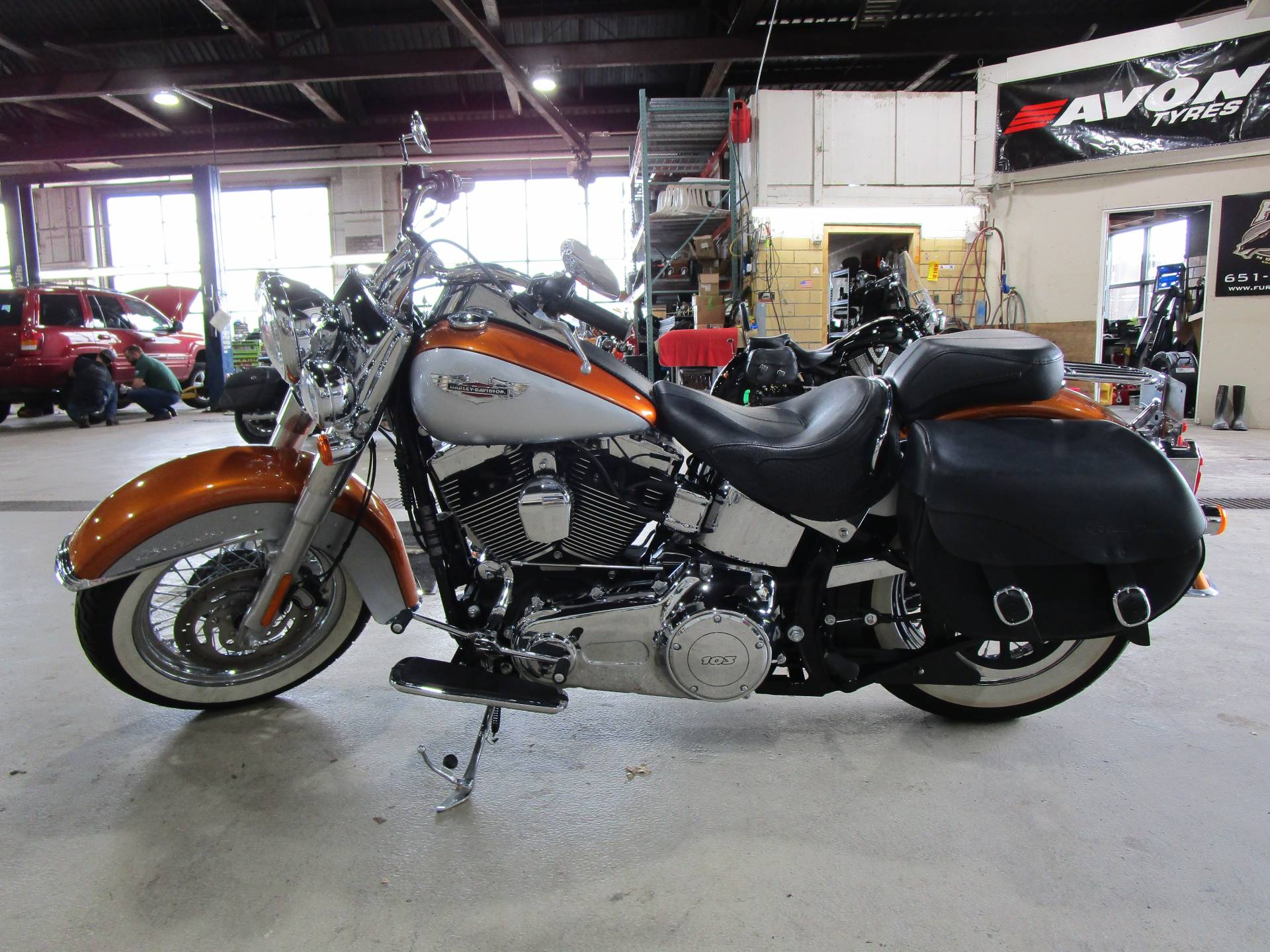 2014 Harley-Davidson Softail® Deluxe in South Saint Paul, Minnesota - Photo 9