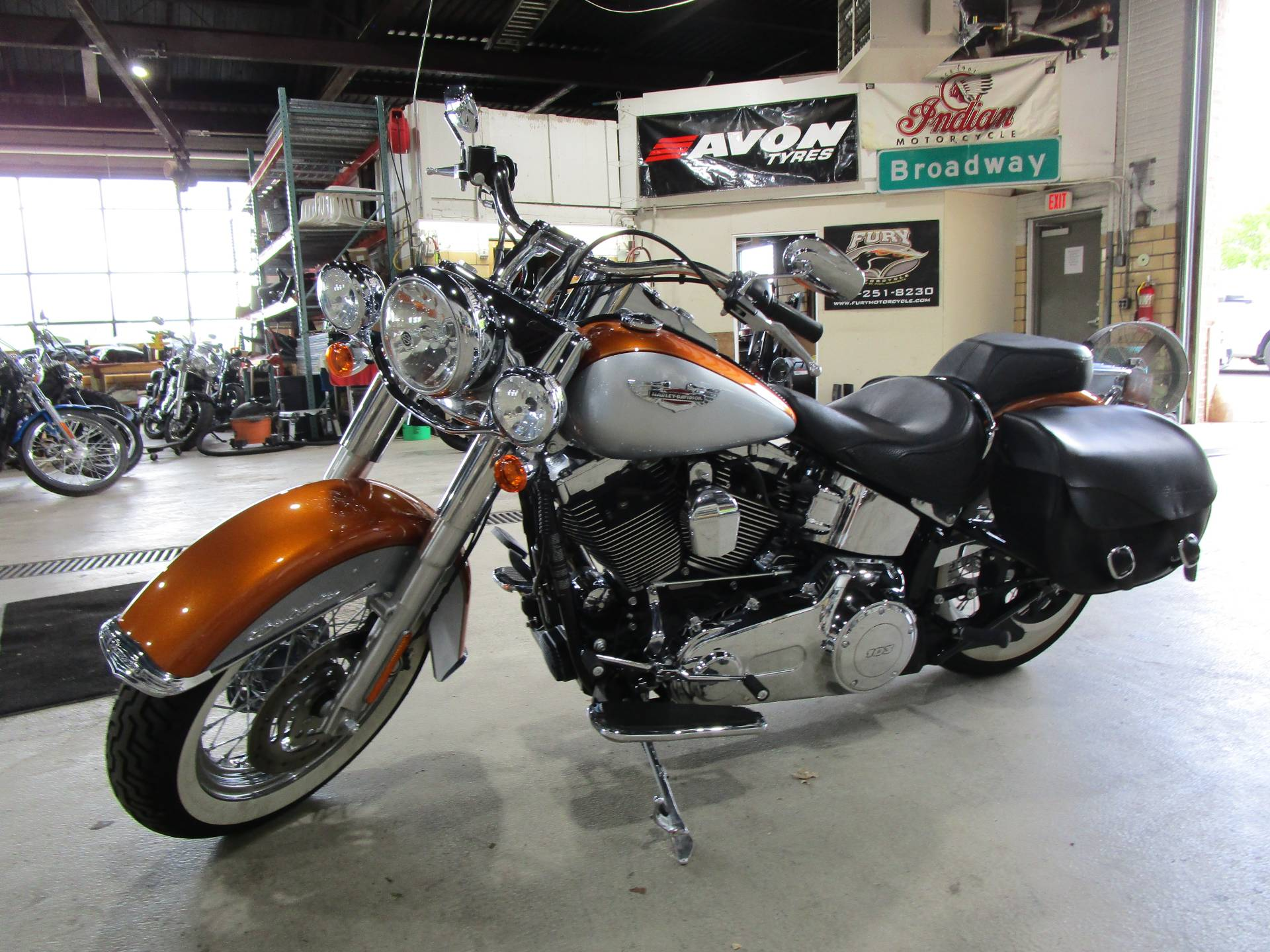 2014 Harley-Davidson Softail® Deluxe in South Saint Paul, Minnesota - Photo 10