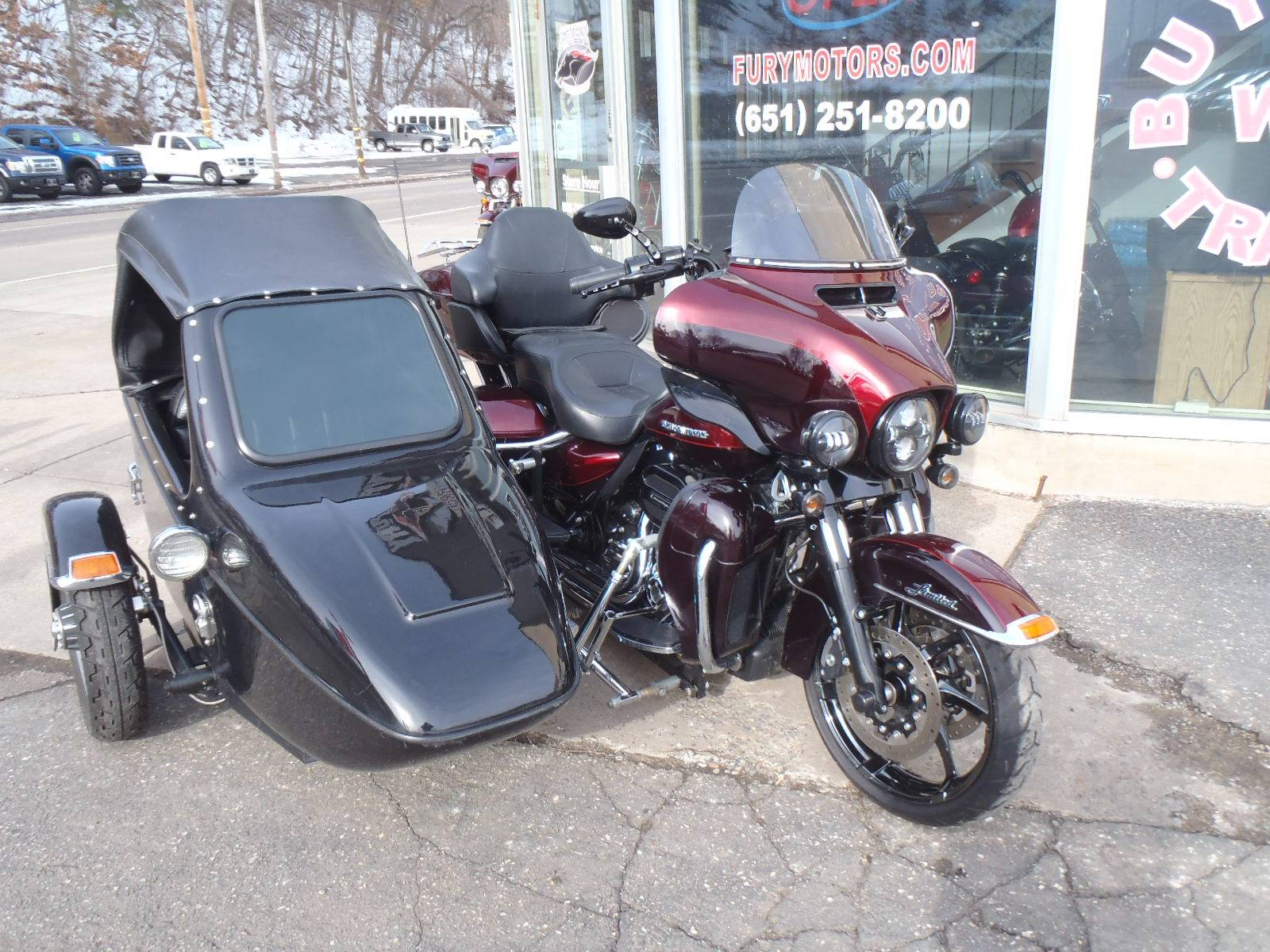 2015 Harley-Davidson Ultra Limited in South Saint Paul, Minnesota - Photo 1