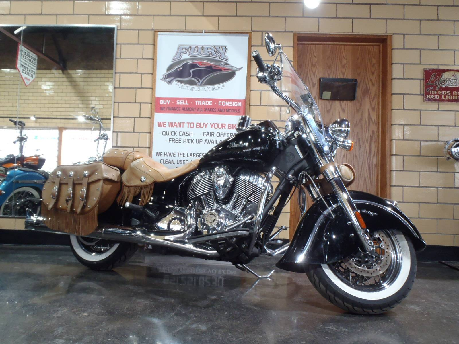 2014 Indian Chief® Vintage in South Saint Paul, Minnesota - Photo 1