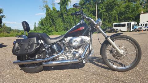 2001 Harley-Davidson FXST/FXSTI Softail® Standard in South Saint Paul, Minnesota