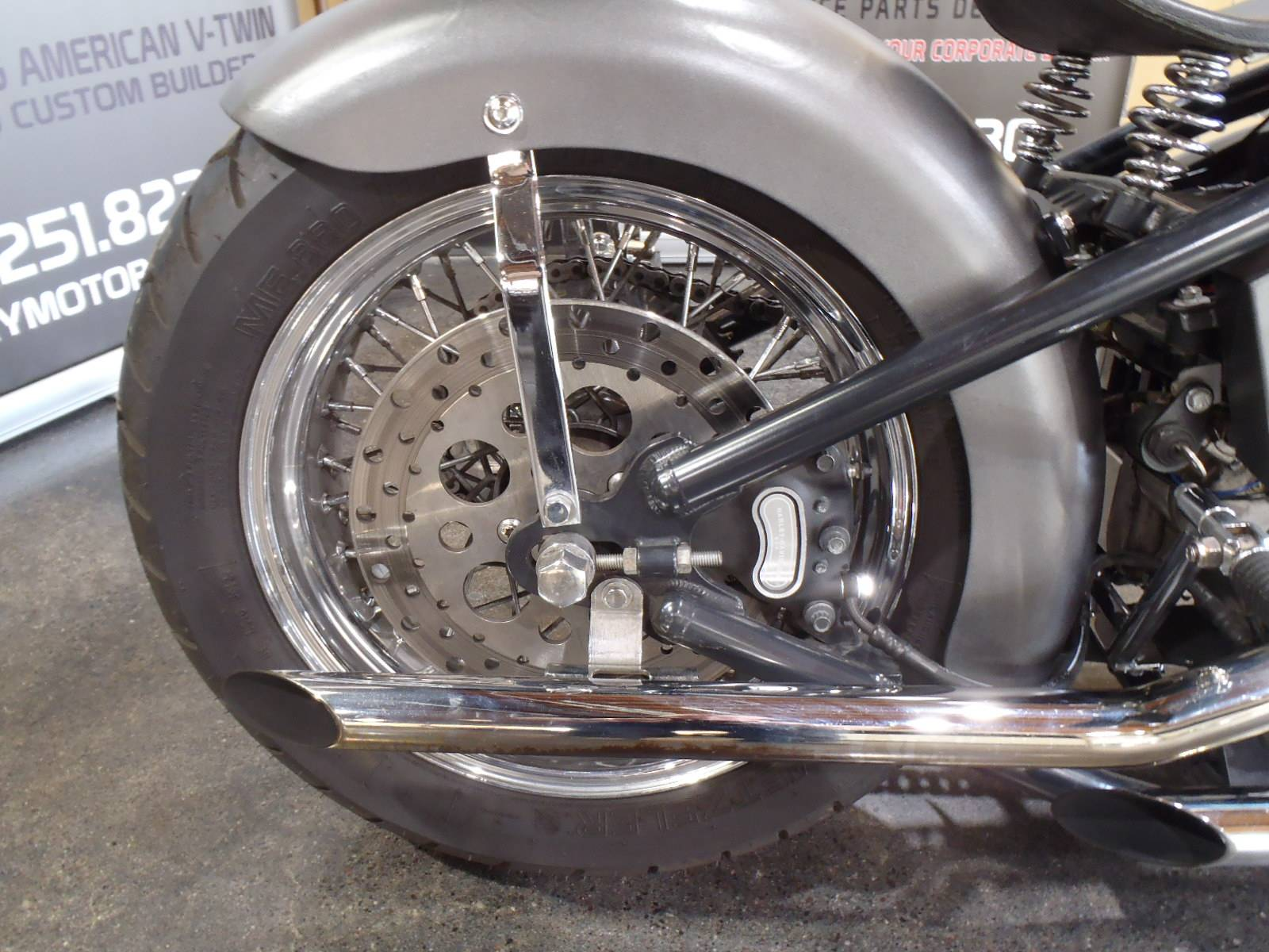 2006 Sucker Punch Sallys Choppers 66 BOBBER in South Saint Paul, Minnesota - Photo 8