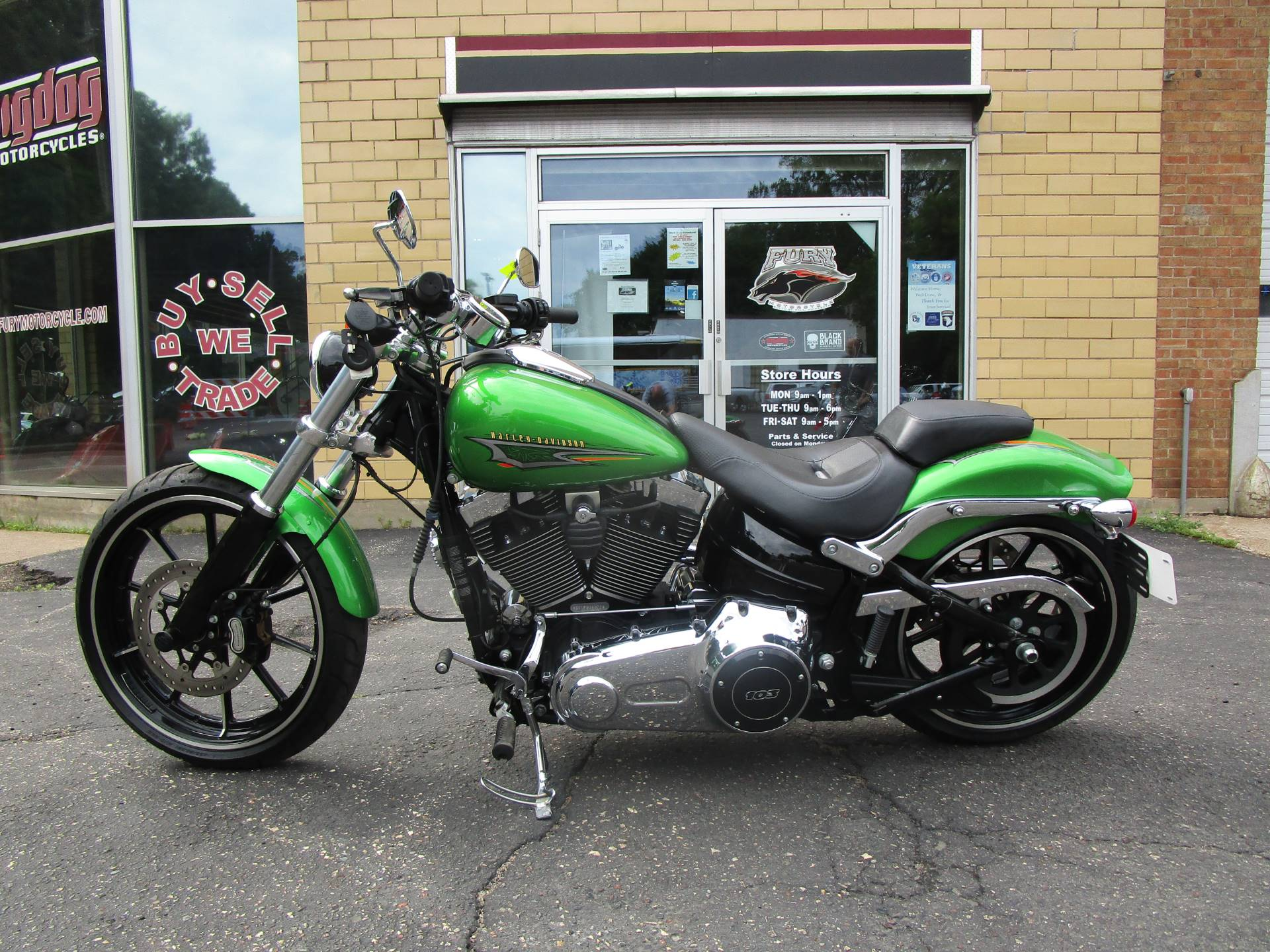 2015 Harley-Davidson Breakout® in South Saint Paul, Minnesota