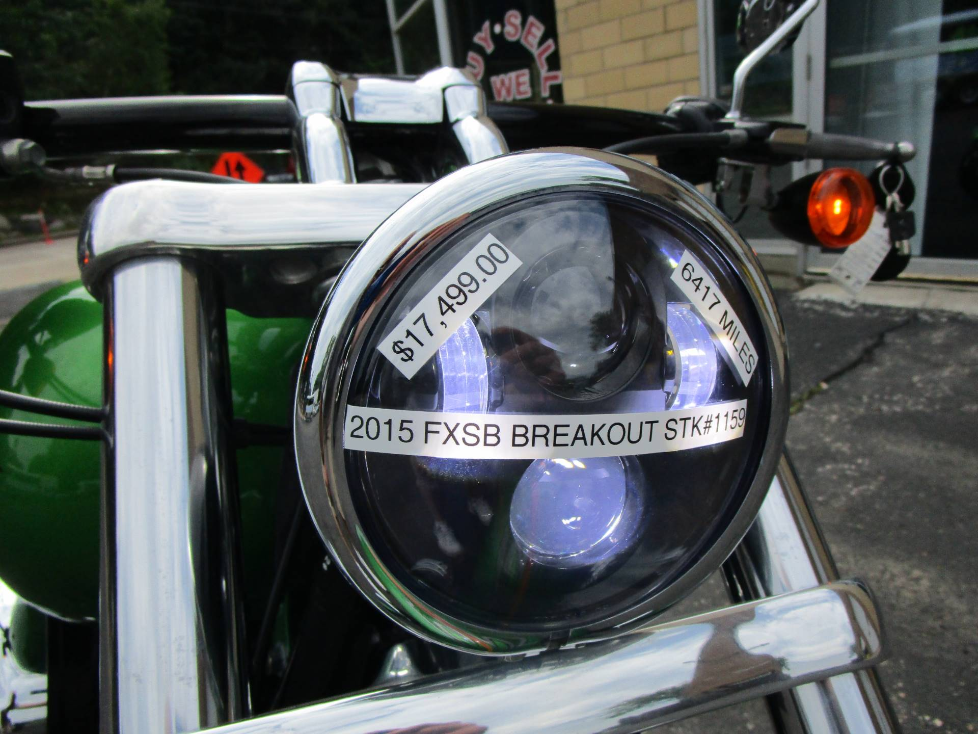 2015 Harley-Davidson Breakout® in South Saint Paul, Minnesota - Photo 8