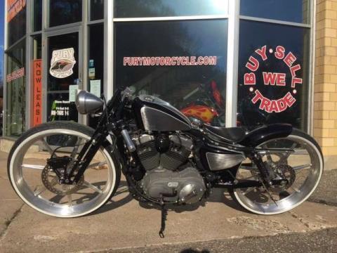 2011 Harley-Davidson Sportster® 1200 Custom in South Saint Paul, Minnesota