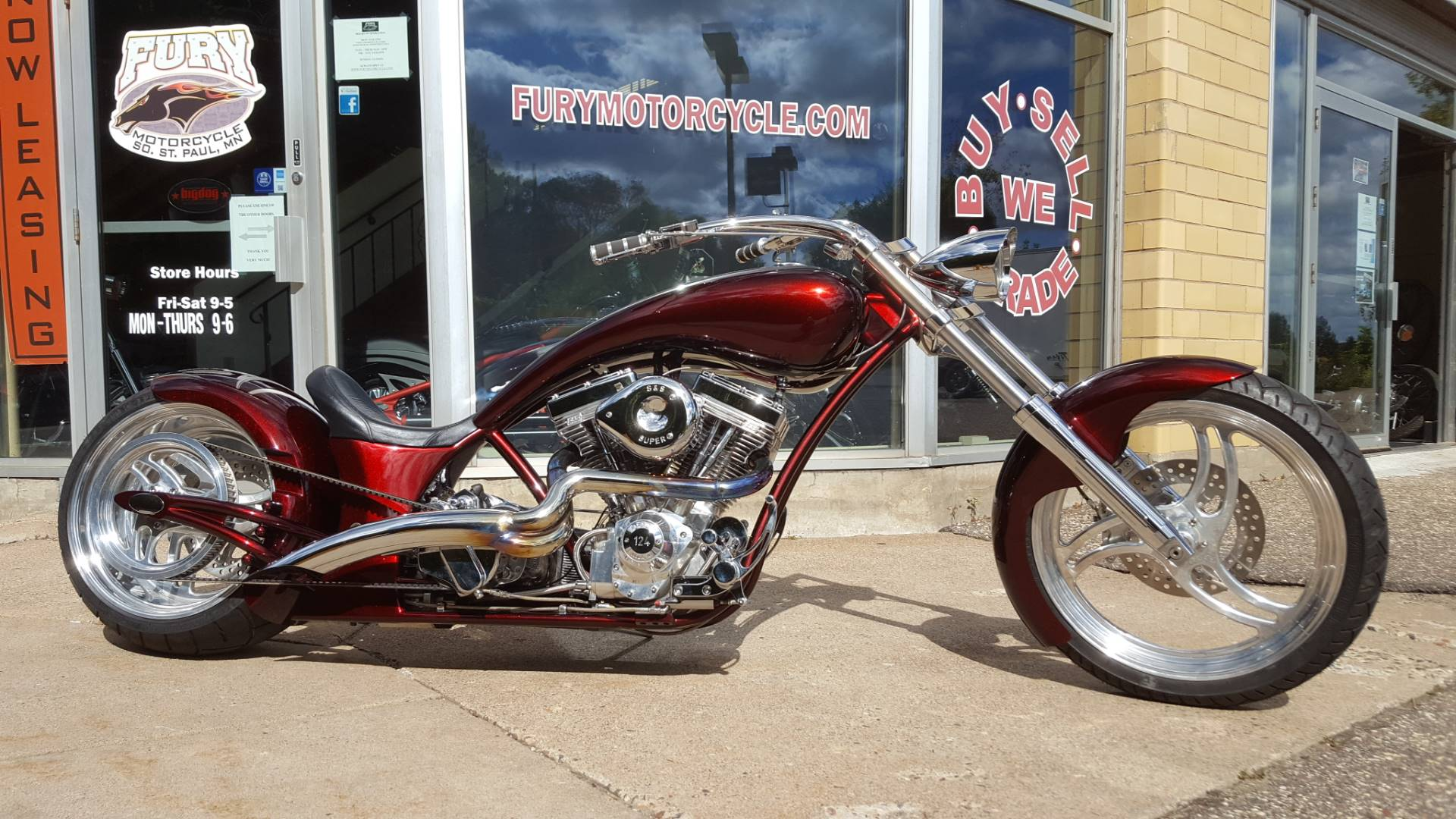 2004 Custom Independent Low Life in South Saint Paul, Minnesota