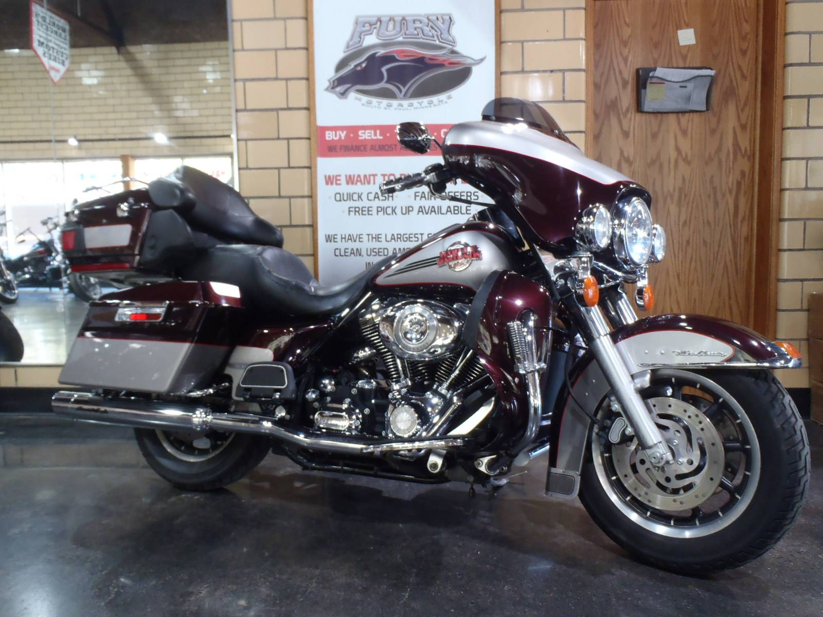 2007 Harley-Davidson Ultra Classic® Electra Glide® in South Saint Paul, Minnesota - Photo 1