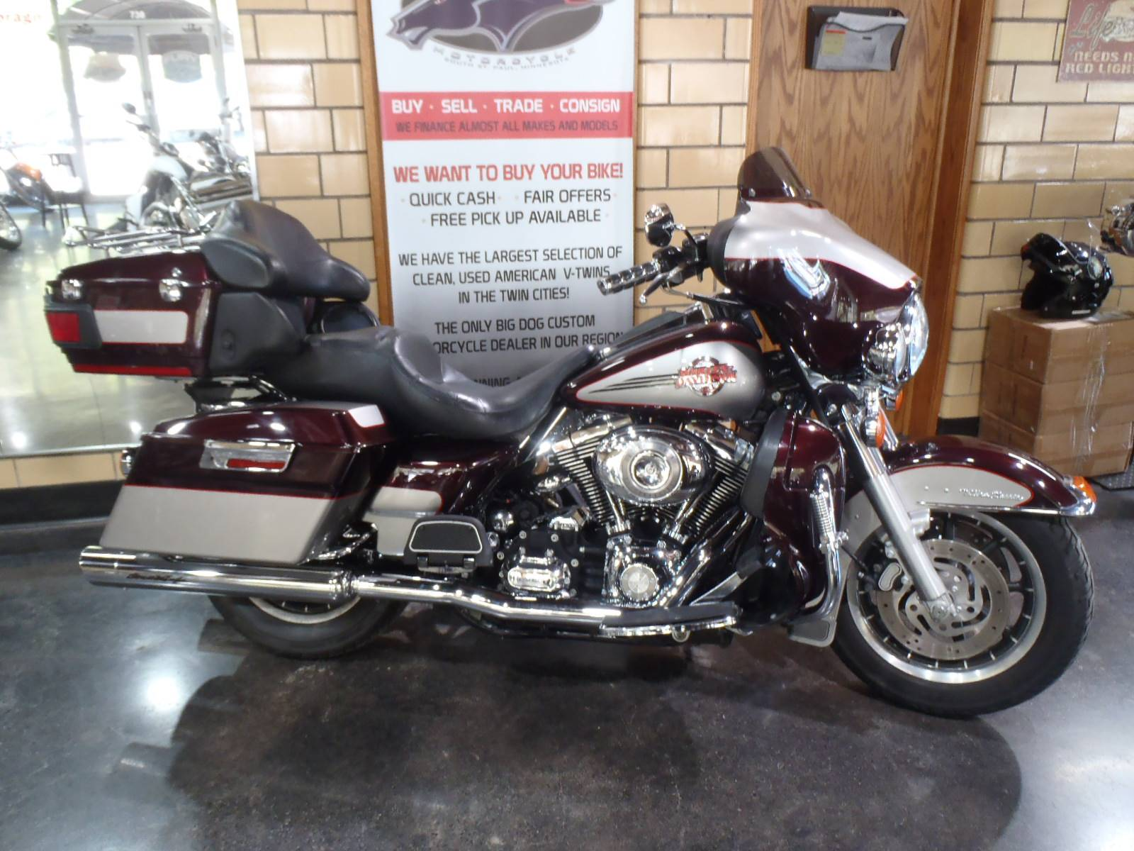 2007 Harley-Davidson Ultra Classic® Electra Glide® in South Saint Paul, Minnesota - Photo 2