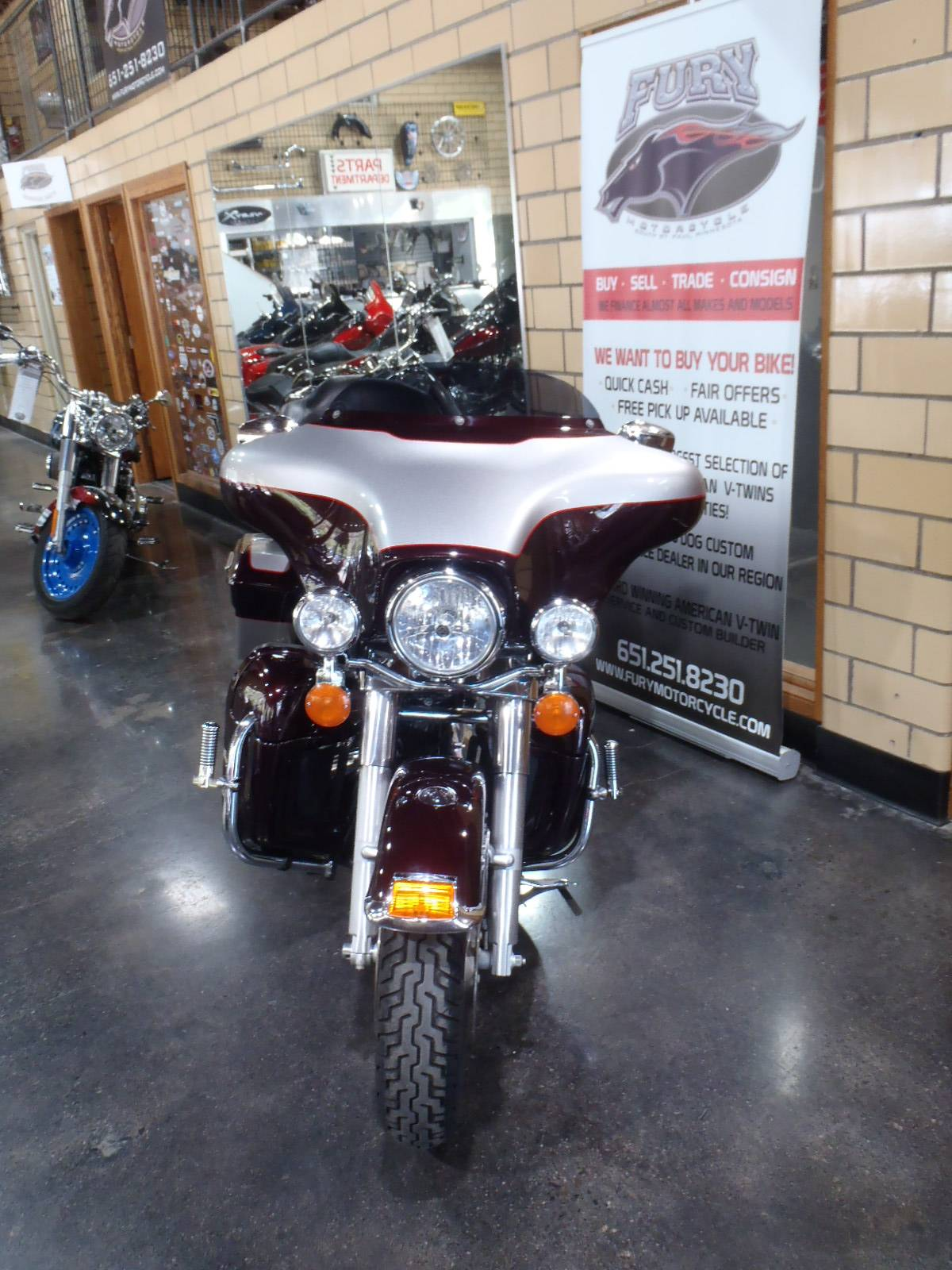 2007 Harley-Davidson Ultra Classic® Electra Glide® in South Saint Paul, Minnesota - Photo 4