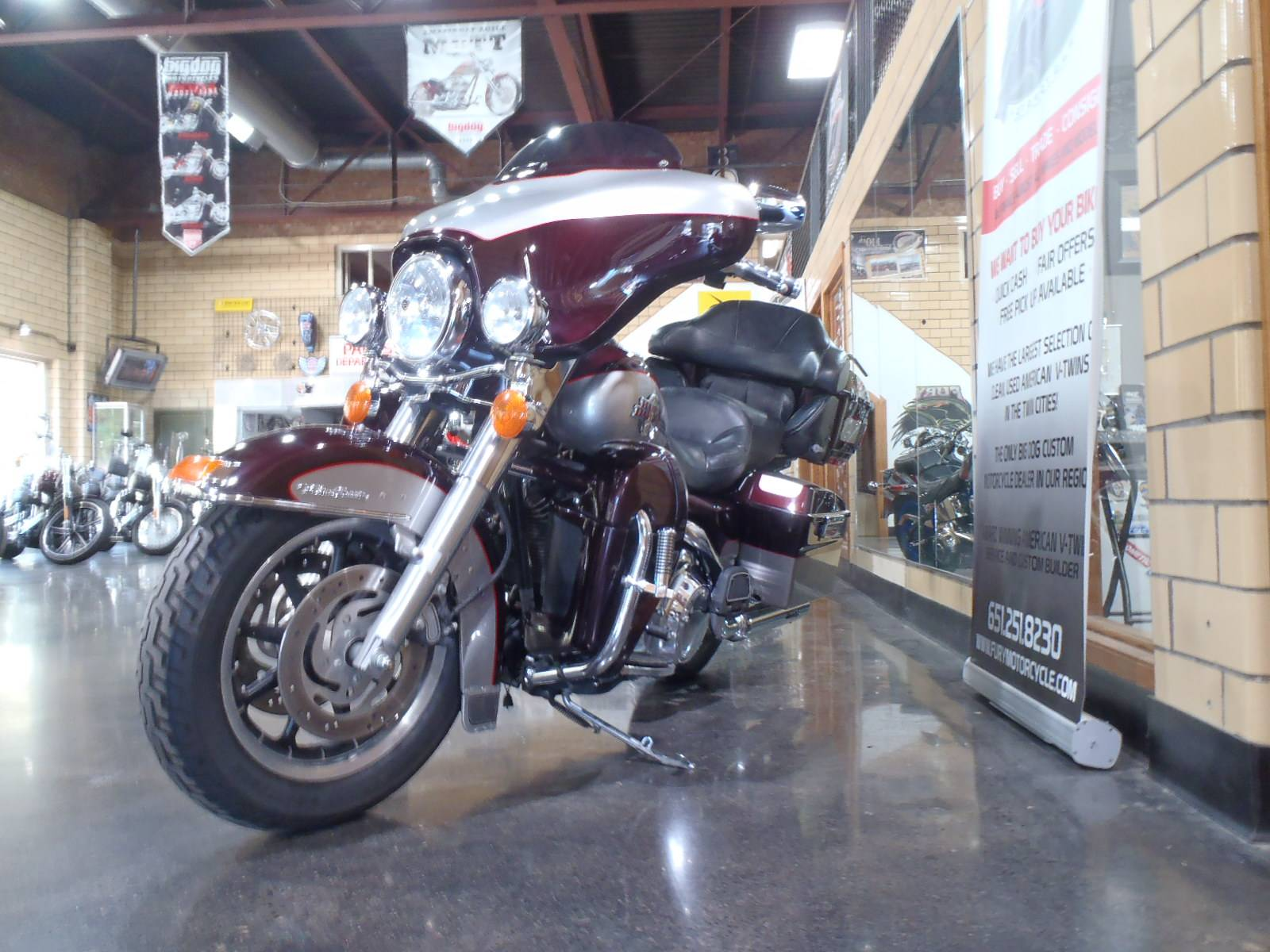 2007 Harley-Davidson Ultra Classic® Electra Glide® in South Saint Paul, Minnesota - Photo 5