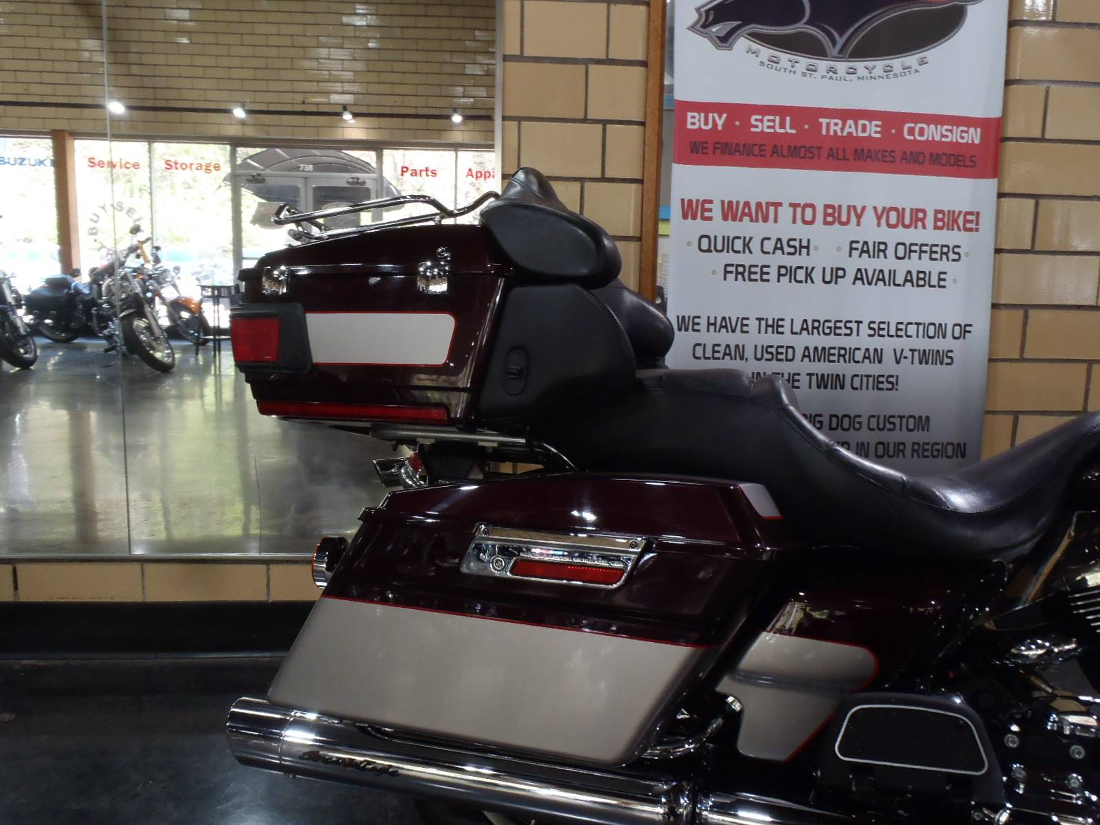 2007 Harley-Davidson Ultra Classic® Electra Glide® in South Saint Paul, Minnesota - Photo 11