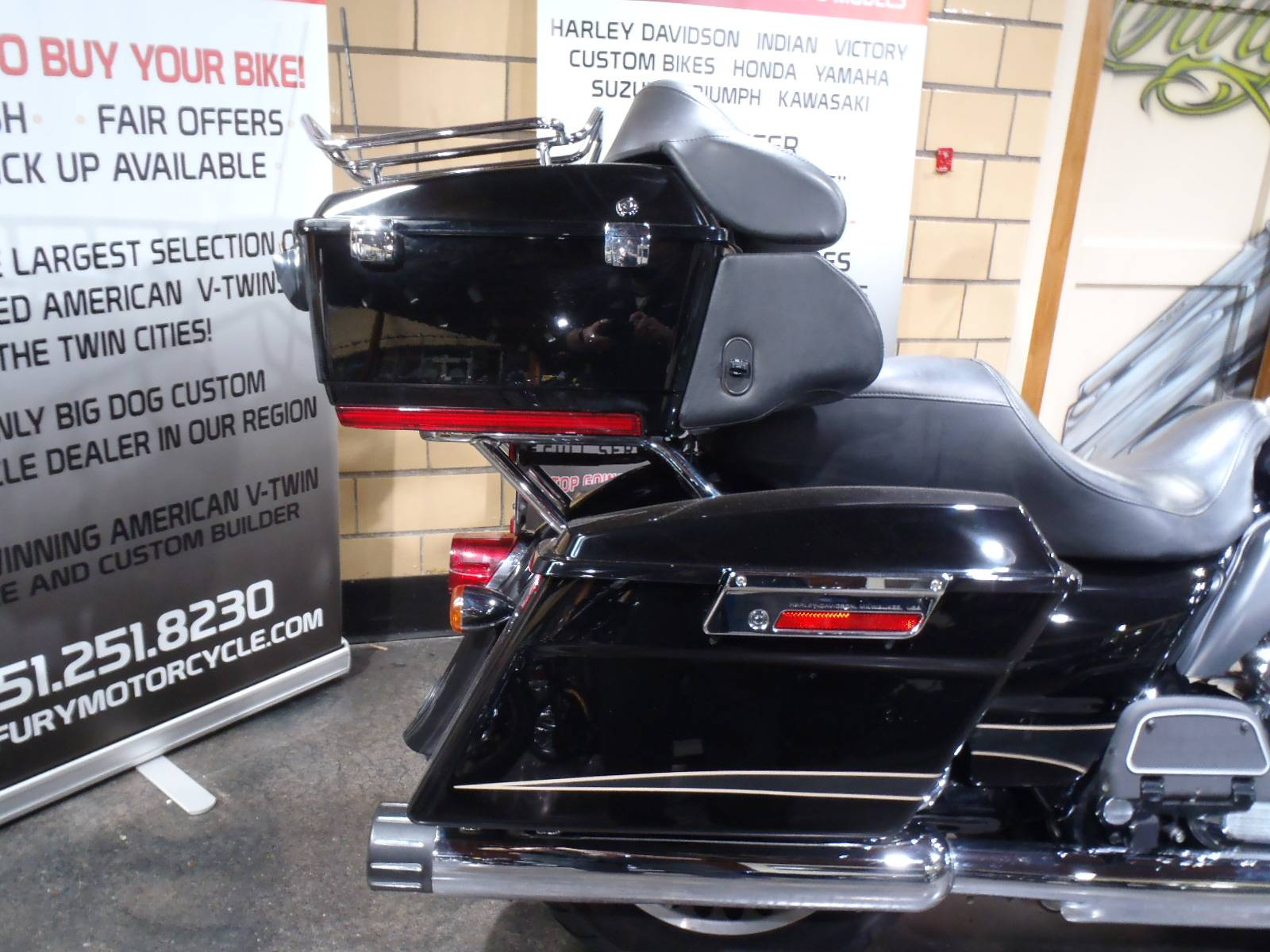 2012 Harley-Davidson Road Glide® Ultra in South Saint Paul, Minnesota - Photo 8