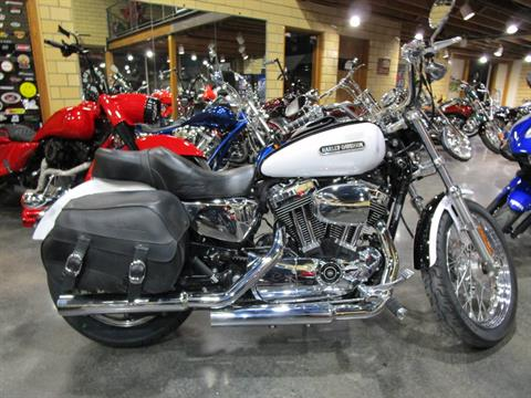 2007 Harley-Davidson Sportster® 1200 Low in South Saint Paul, Minnesota